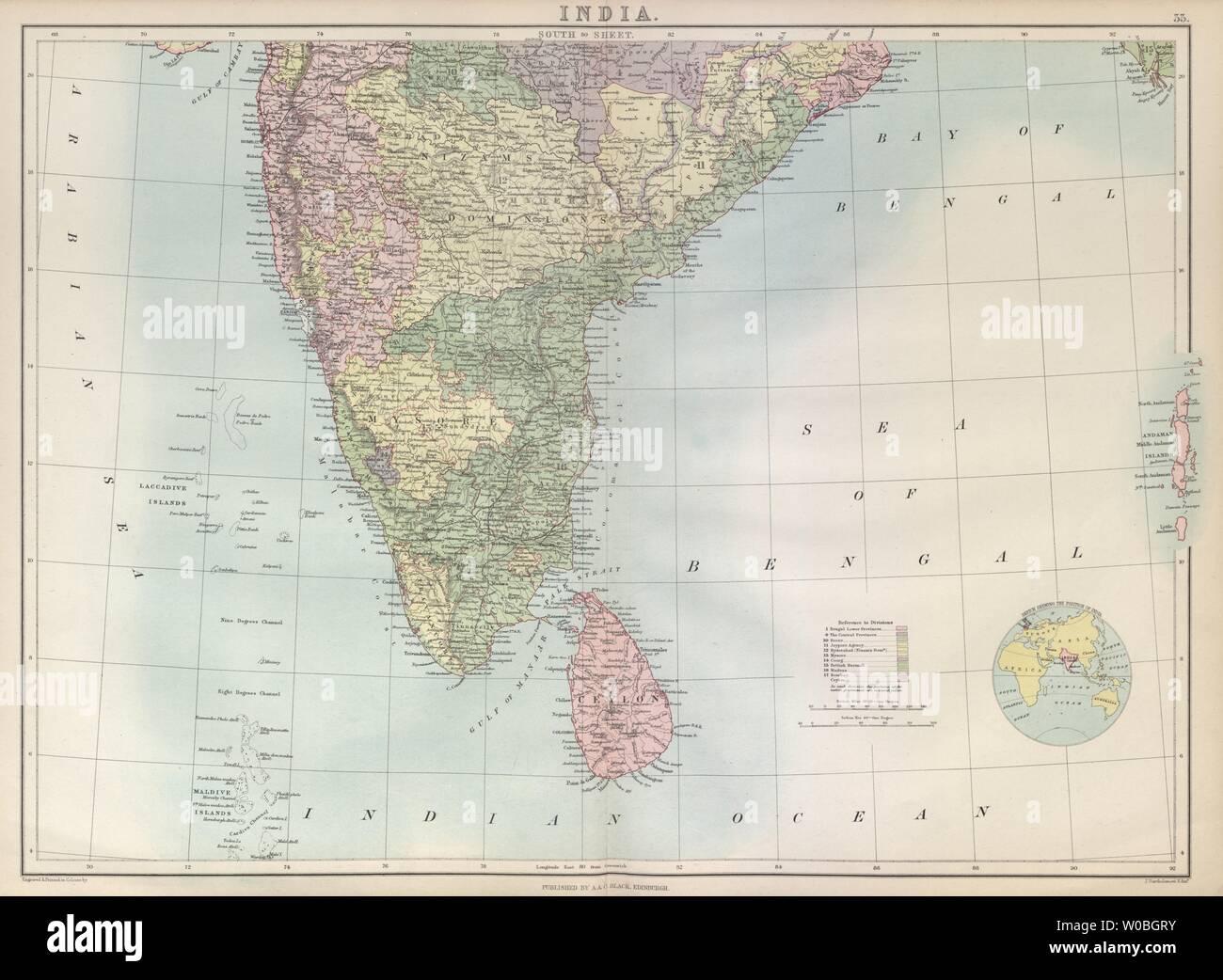 Tsunami 2004 Sri Lanka Karte.Sri Lanka And India Stock Photos Sri Lanka And India Stock Images