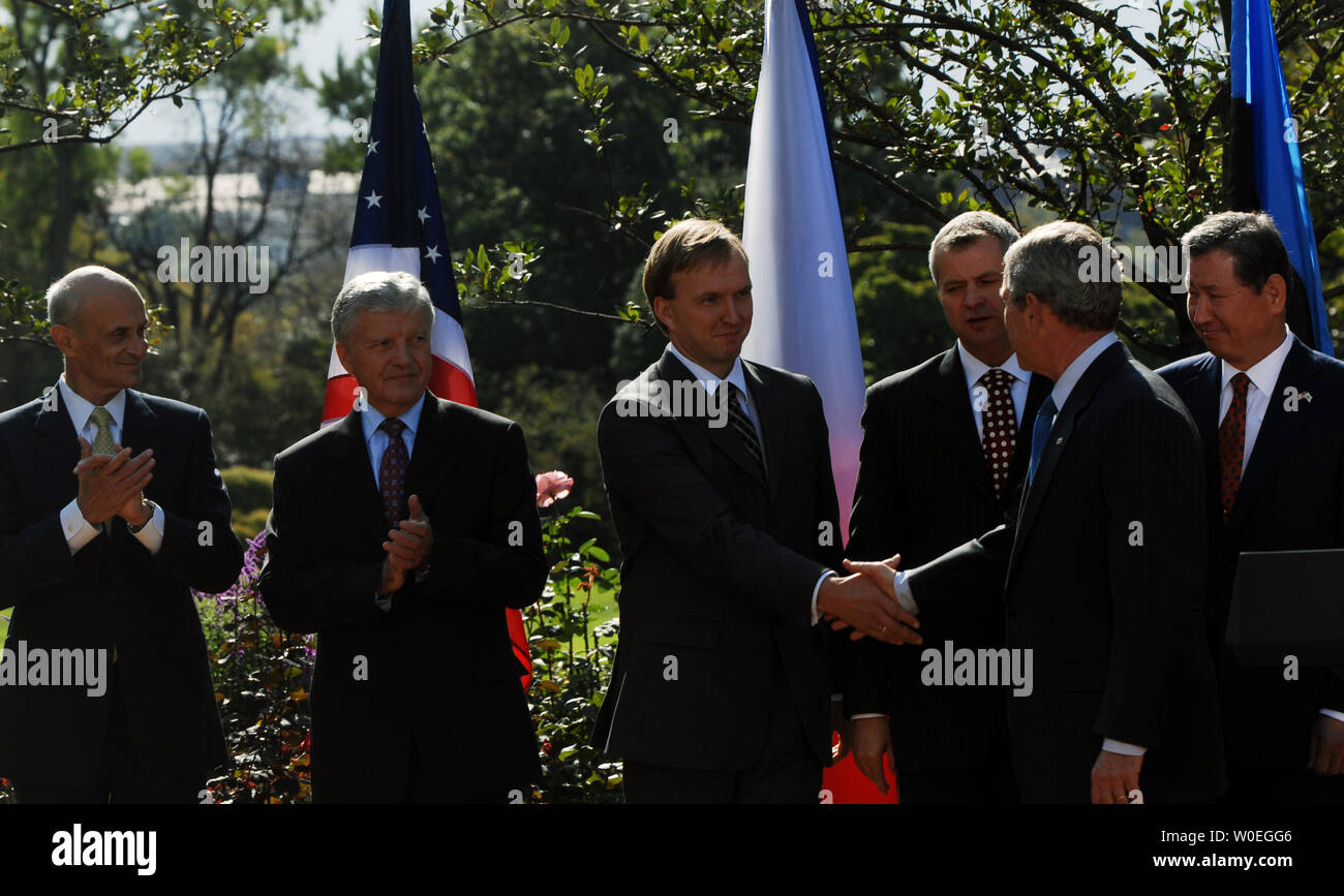 Ambassador Of The Czech Republic High Resolution Stock Photography and  Images - Alamy