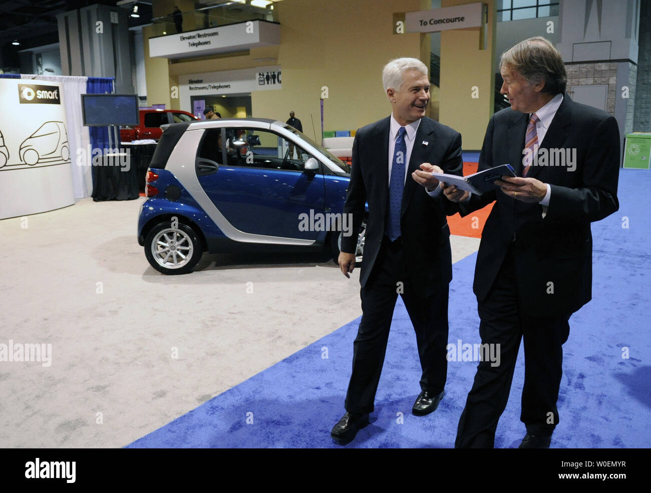 Alliance Of Automobile Manufacturers >> House Select Energy Independence And Global Warming Chairman