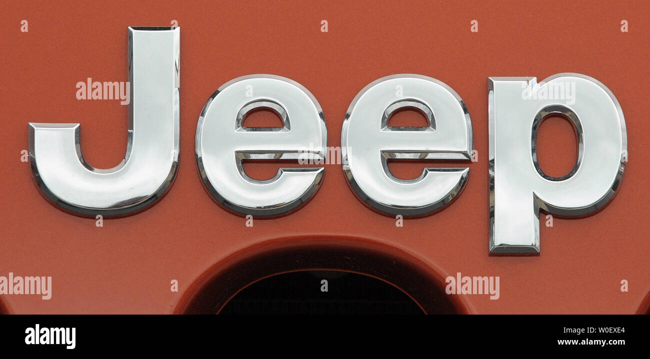 Springfield Car Dealerships >> A Jeep Emblem Is Seen On The Lot At A Chrysler Jeep Dodge