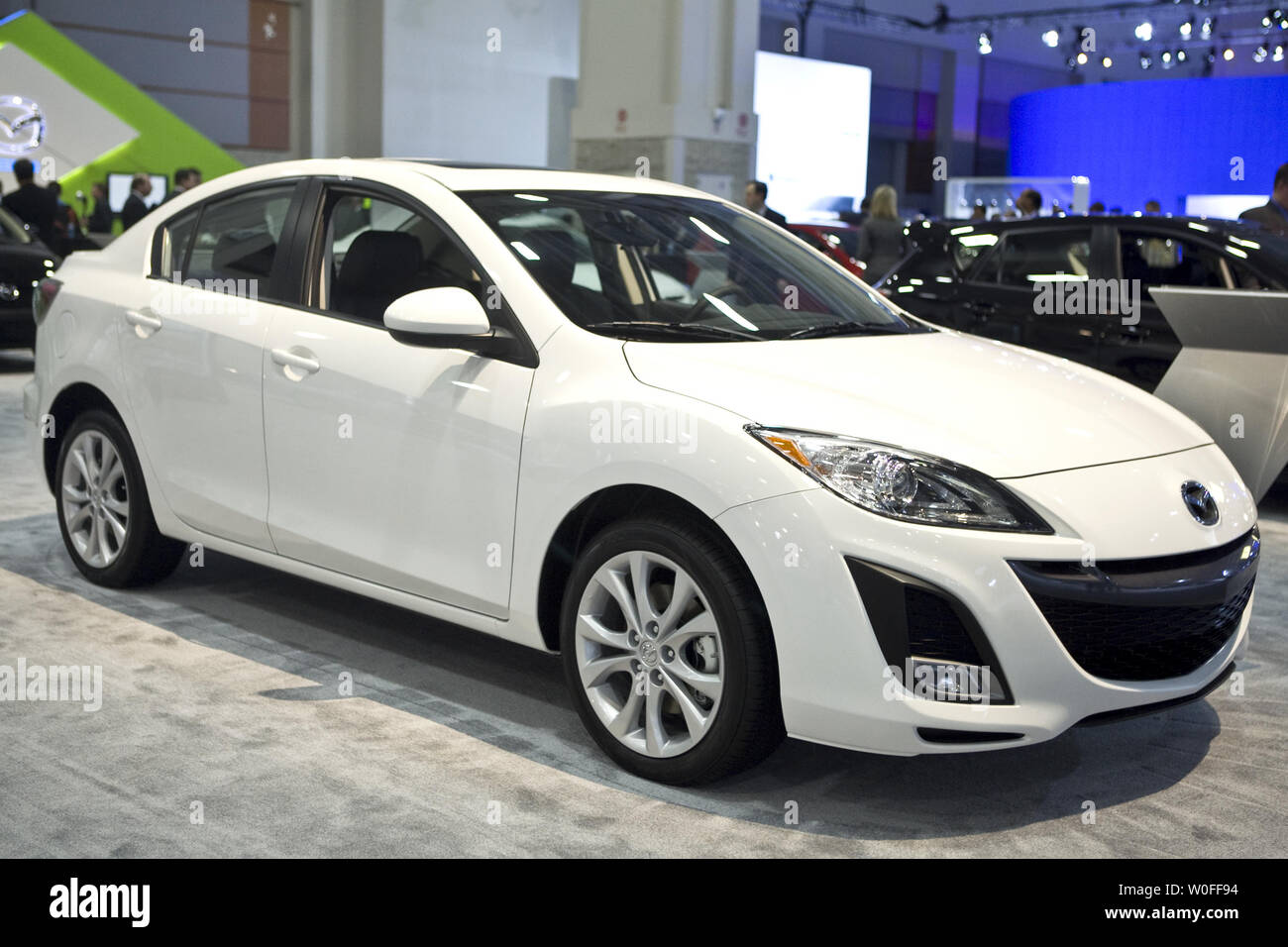 Mazda3 High Resolution Stock Photography And Images Alamy