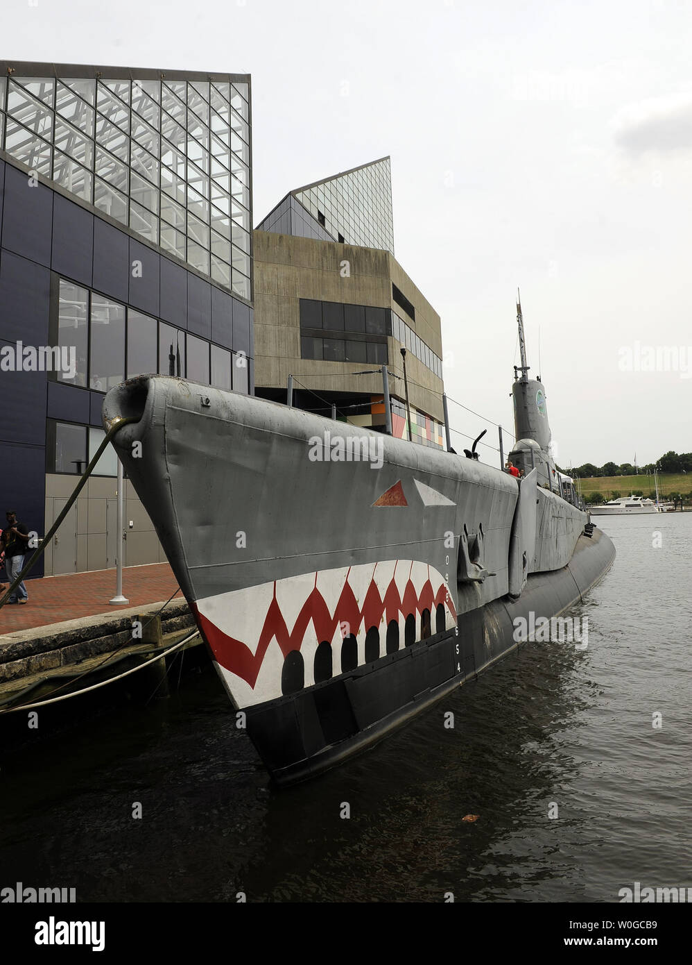 The USS Torsk, the last submarine to sink a ship in World War II, is