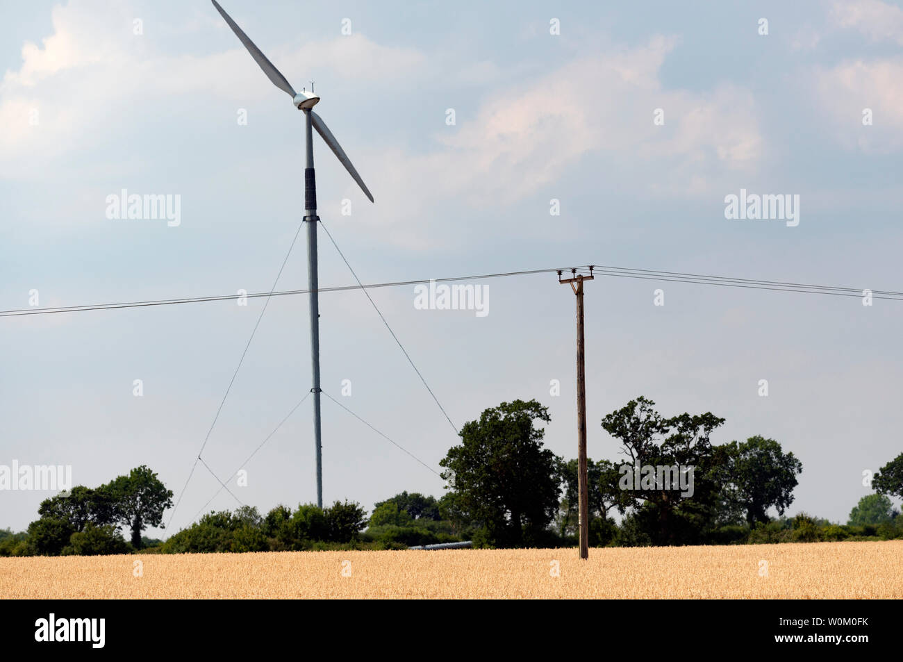 Micro Wind Turbine Stock Photos & Micro Wind Turbine Stock Images