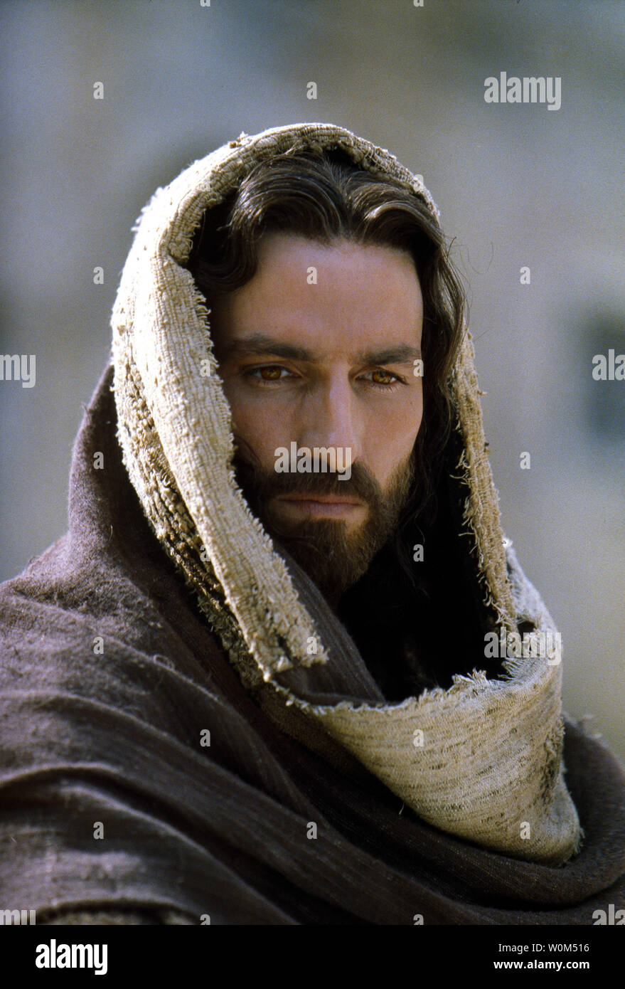 Jesus Jim Caviezel In A Scene From The Passion Of The Christ Mel Gibson S Controversial New Film About The Last Twelve Hours Of Christ S Life Critics Charge The Film Is Anti Semitic And