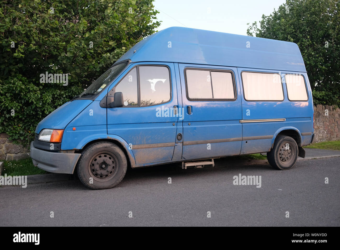 Converted Van Stock Photos & Converted Van Stock Images - Alamy