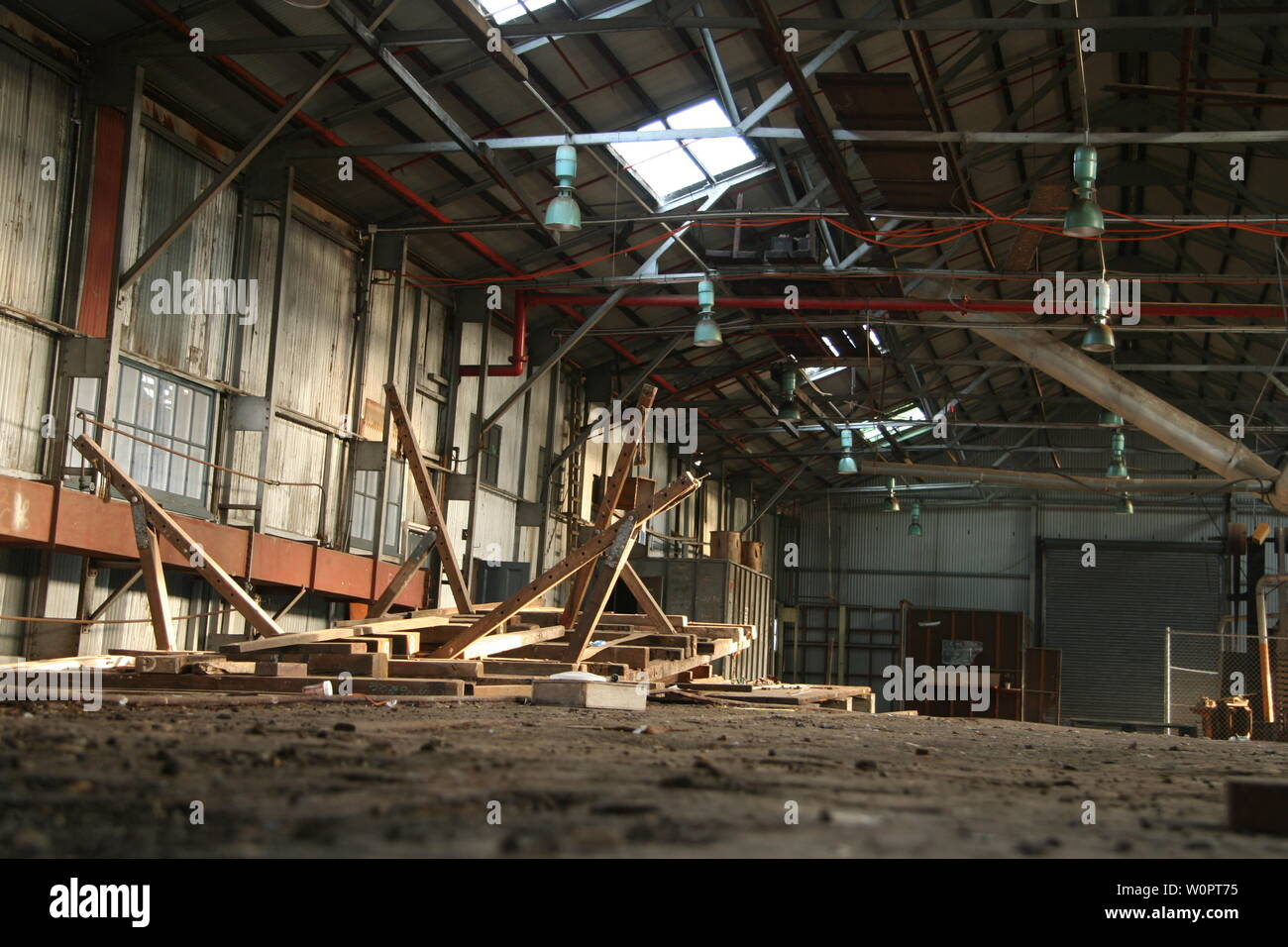 Cockatoo Island, Sydney Harbour - Stock Image