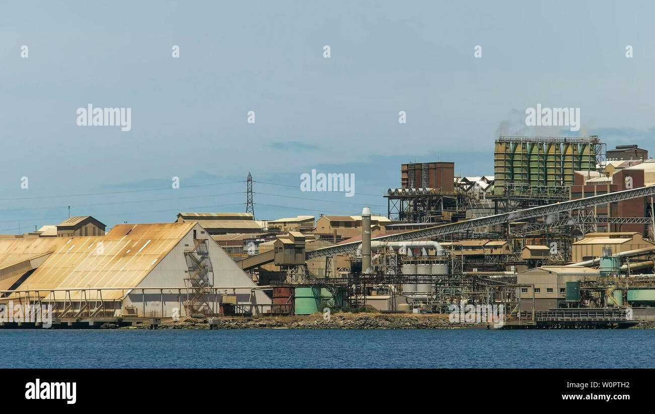 Steel Works Australia Stock Photos & Steel Works Australia