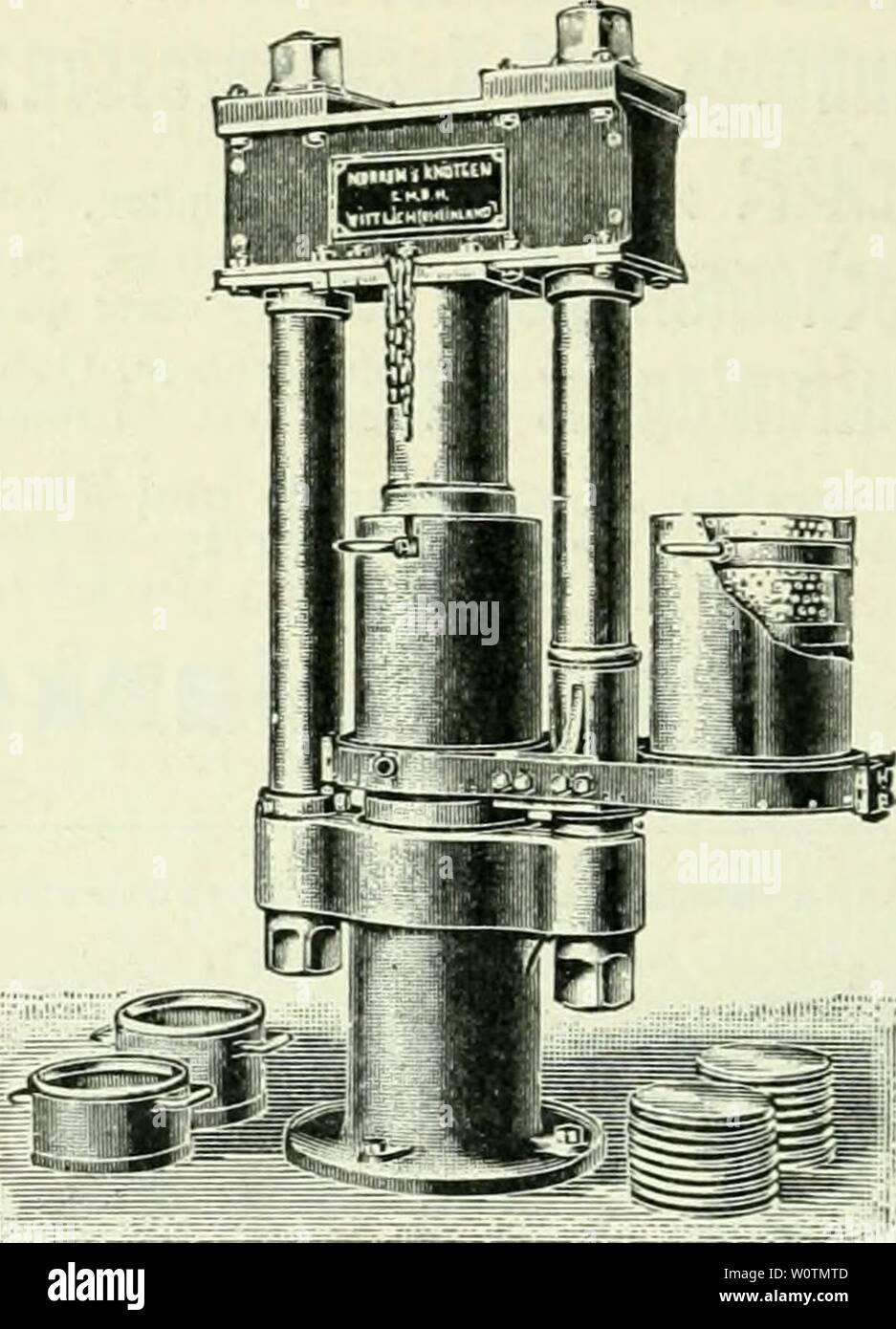 Archive image from page 775 of Der Tropenpflanzer; zeitschrift fr tropische Stock Photo