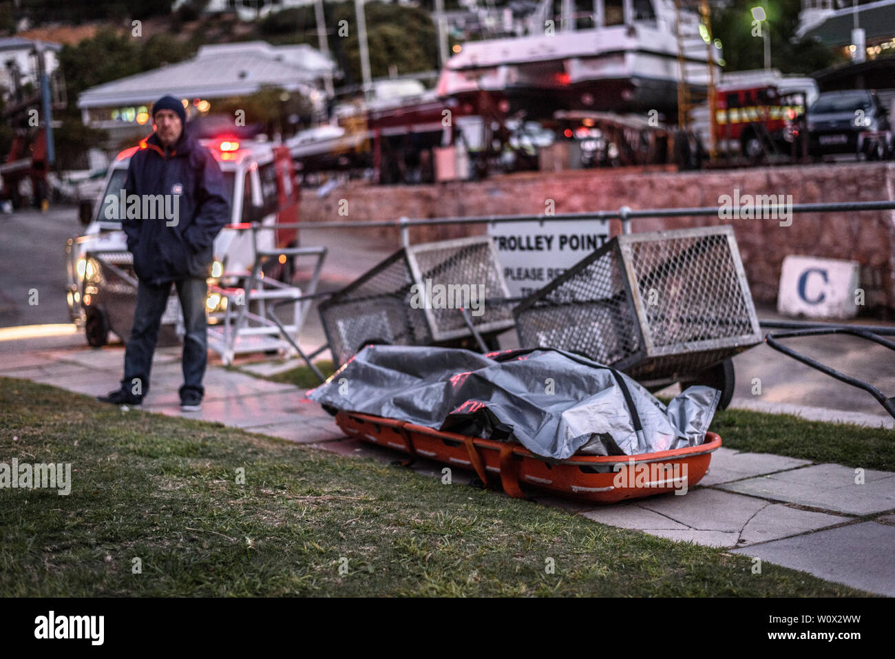 Boat Stretcher Stock Photos & Boat Stretcher Stock Images
