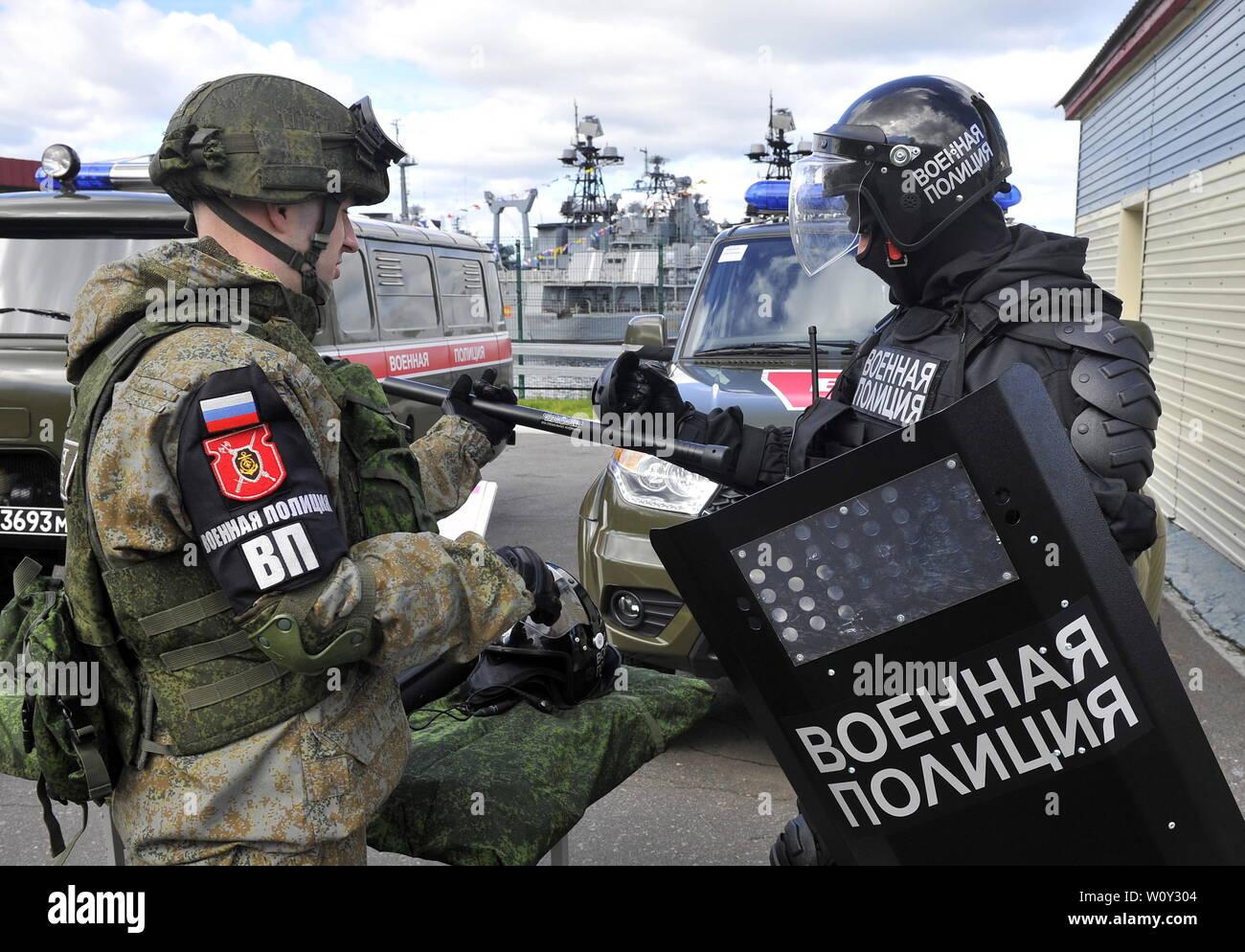 Severomorsk, Russia  28th June, 2019  MURMANSK REGION