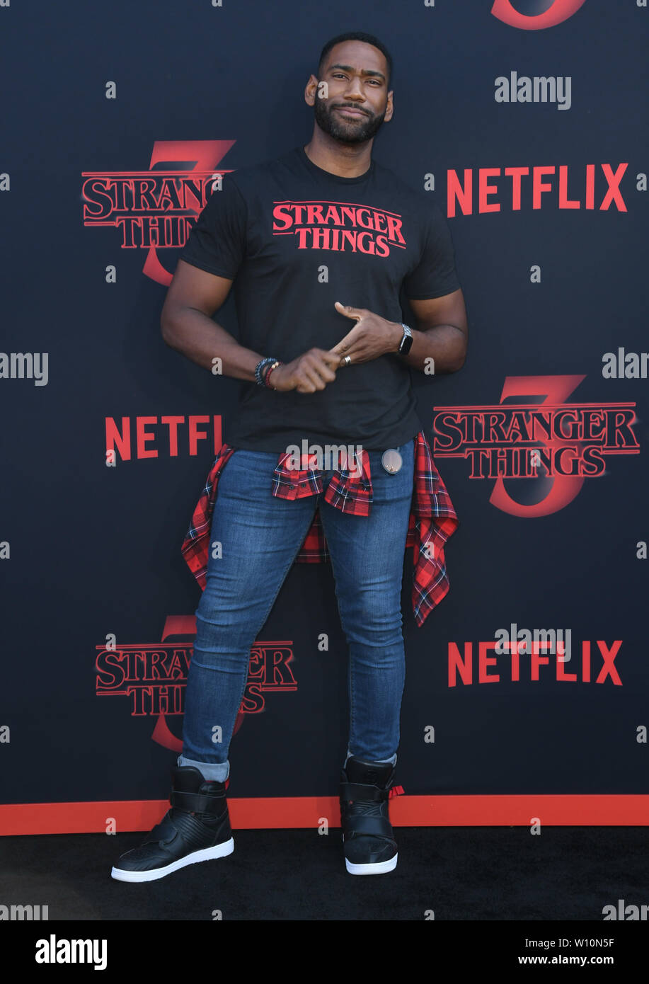 June 28 2019 Santa Monica California U S 28 June 2019 Santa Monica California Anthony Alabi Stranger Things 3 Los Angeles Premiere Held At Santa Monica High School Photo Join facebook to connect with anthony alabi and others you may know. alamy