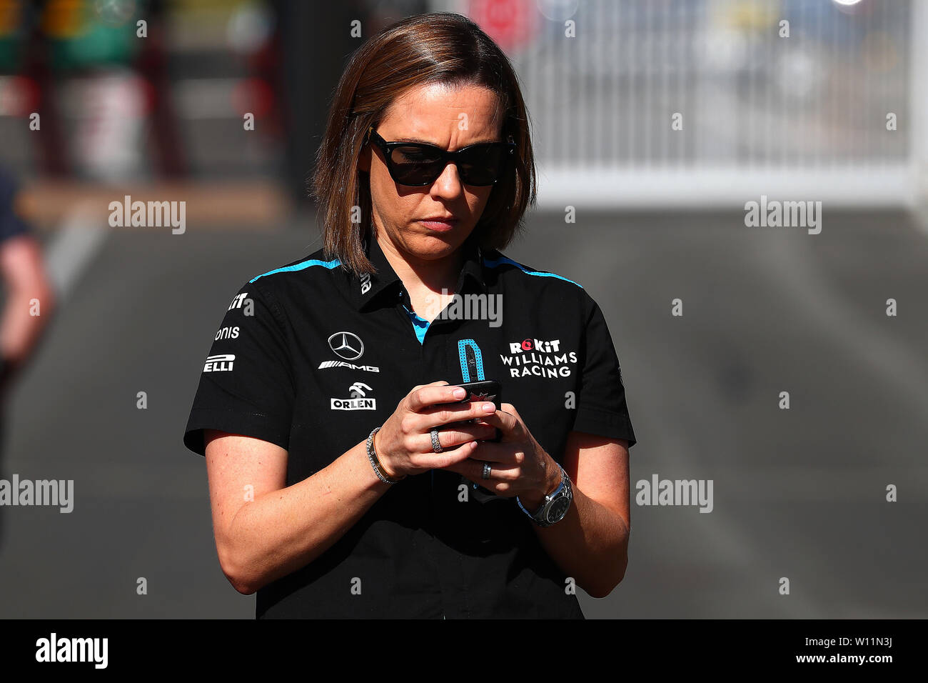 Claire Williams High Resolution Stock Photography And Images Alamy
