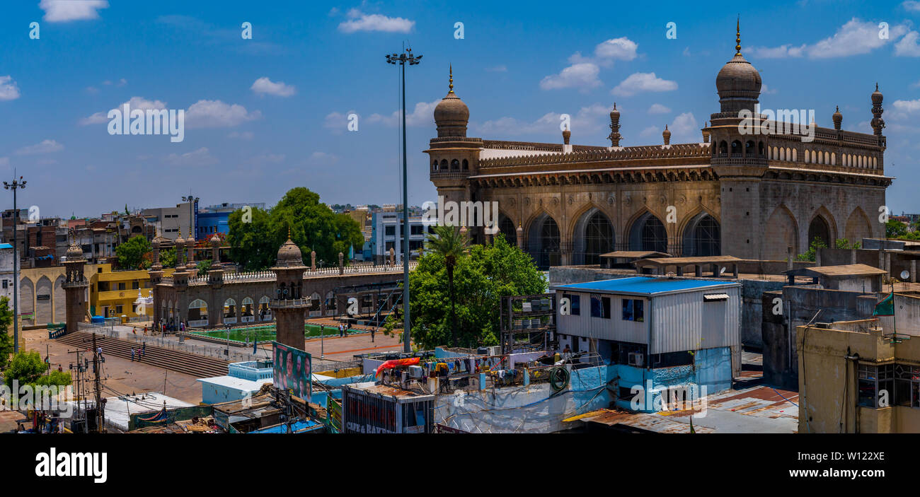 Mecca Masjid Stock Photos & Mecca Masjid Stock Images - Alamy