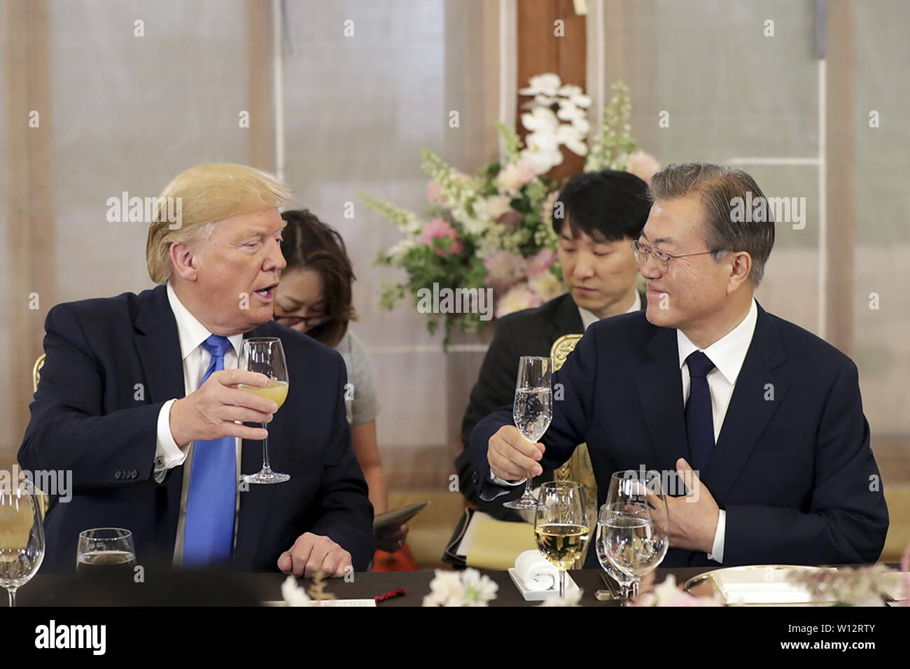 Seoul, South Korea  29th June, 2019  June 29, 2019-Osan
