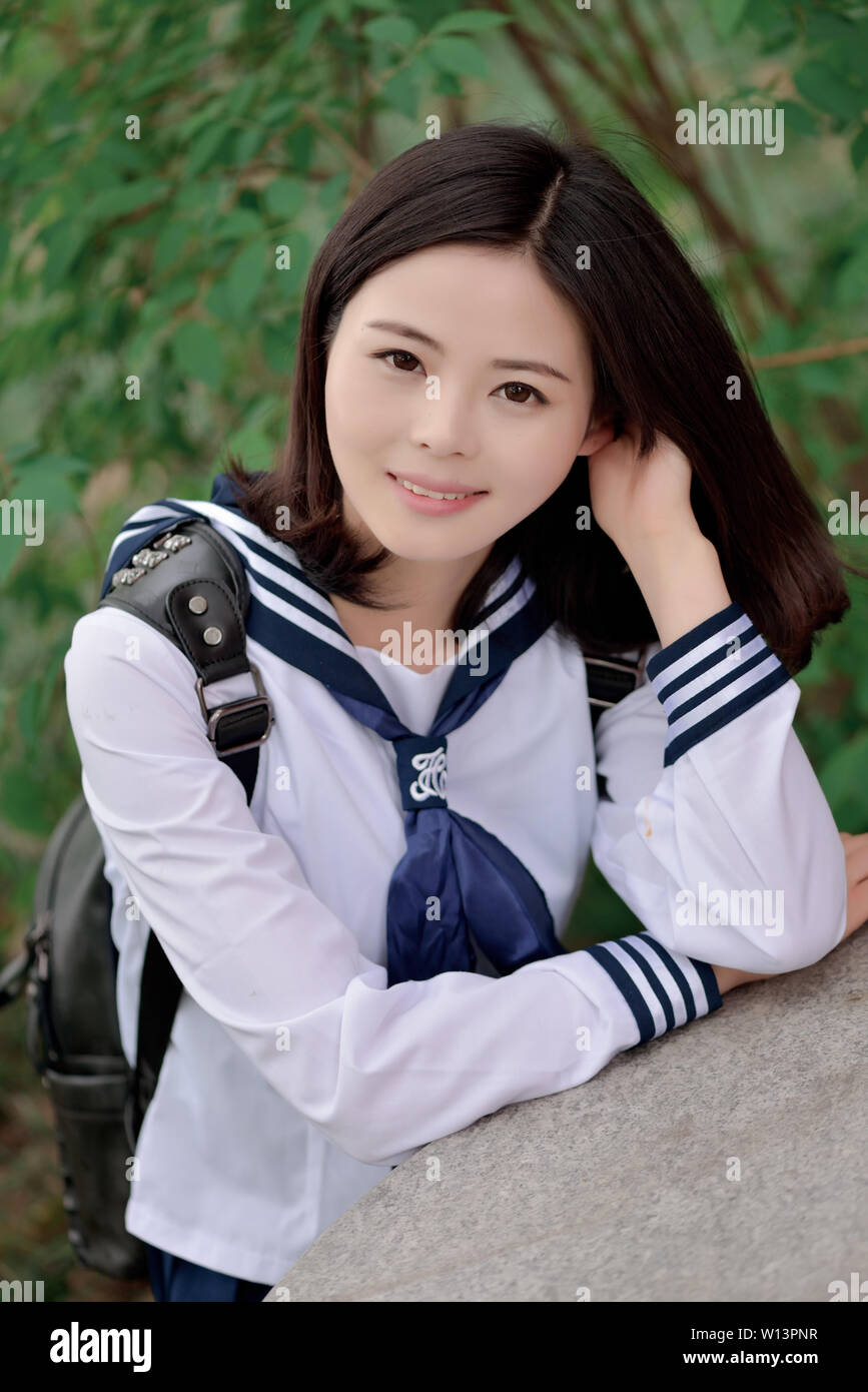 Small Japanese Teen