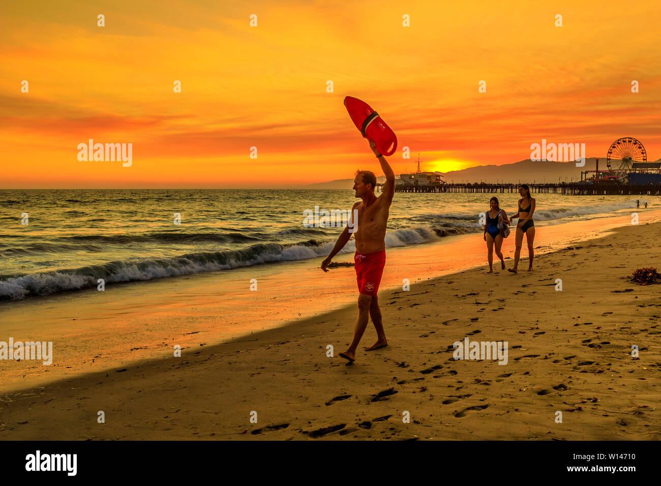 2ac08e97e088 Baywatch California Stock Photos & Baywatch California Stock Images ...