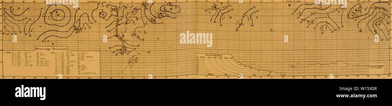 Archive image from page 186 of Deutsche Südpolar-Expedition, 1901-1903, im Auftrage. Deutsche Südpolar-Expedition, 1901-1903, im Auftrage des Reichsamtes des Innern . deutschesdpola1911deut Year: 1911  Hoch 1| j WO IGQ W. 2) 770 ISO li â ' 765 IQ-SO b T.el li . ;» tu-  . 5£ g. 4M 2) i i â â ''. i in SO 8.1 S) â 785 s.V SS- t' 30 -fcj [SW ) 4) ,-> 71'. 80' ö0 in I..MH I I' I''- ir&u ;, TiJi [40 15 :»r' r''' '- :' 3) â - Â«0 'J.v i'. SO â li -flö 50 J' HD ; fÂ« Wfl so I h TÂ«>> 135 ;i >-'â ' 175 Oh ij) . rao [GO !fl uo no Kr. 182. 20. Dezember v.m Nr. 182. 20. Dezember l'.KH - Stock Image