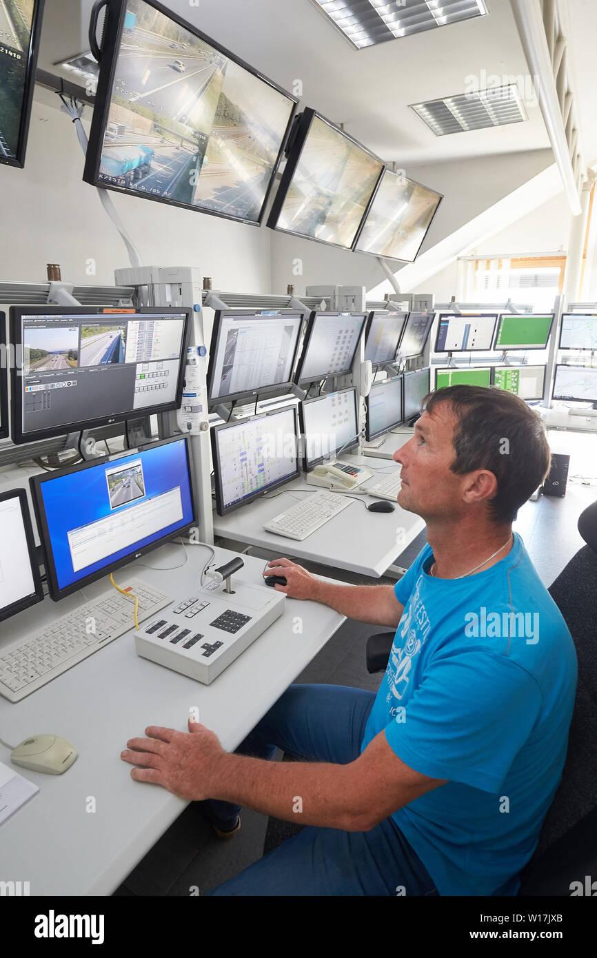 Traffic Operator Stock Photos & Traffic Operator Stock