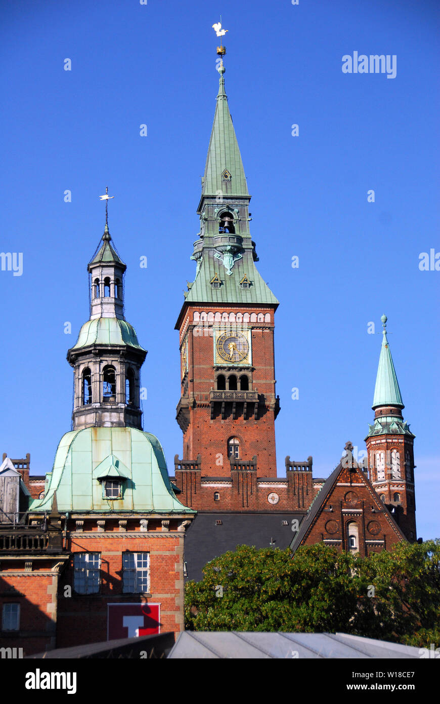 Denmark, Copenhagen 06 Stock Photo