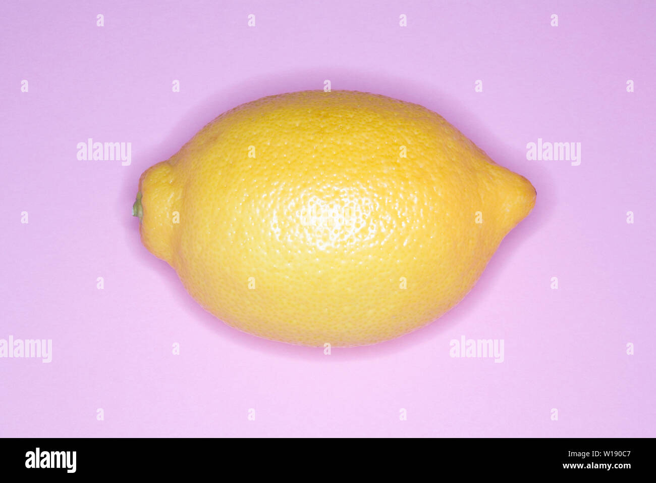 vitamin c,lemon - Stock Image