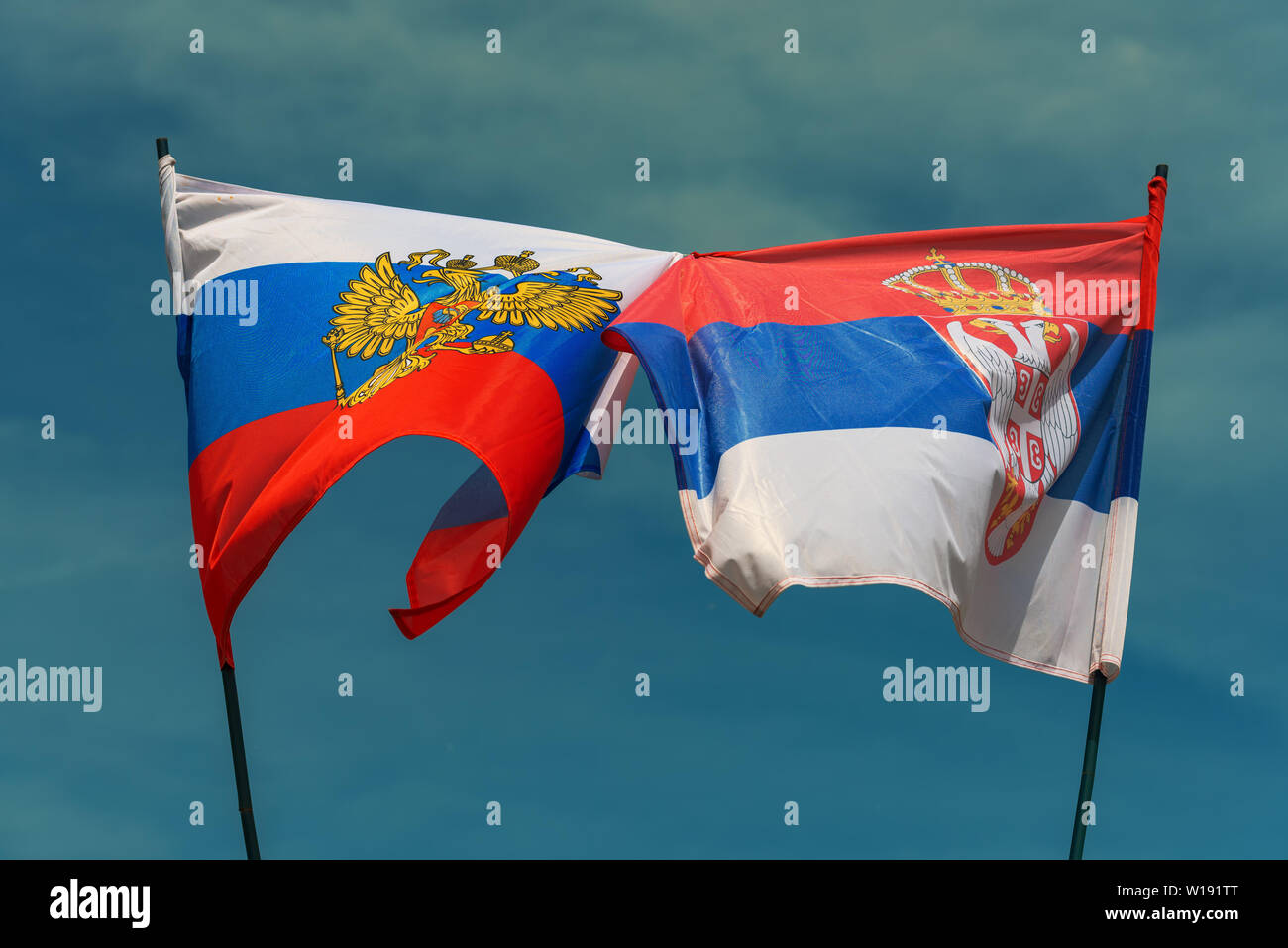 Russian Serbian Stock Photos & Russian Serbian Stock Images - Alamy