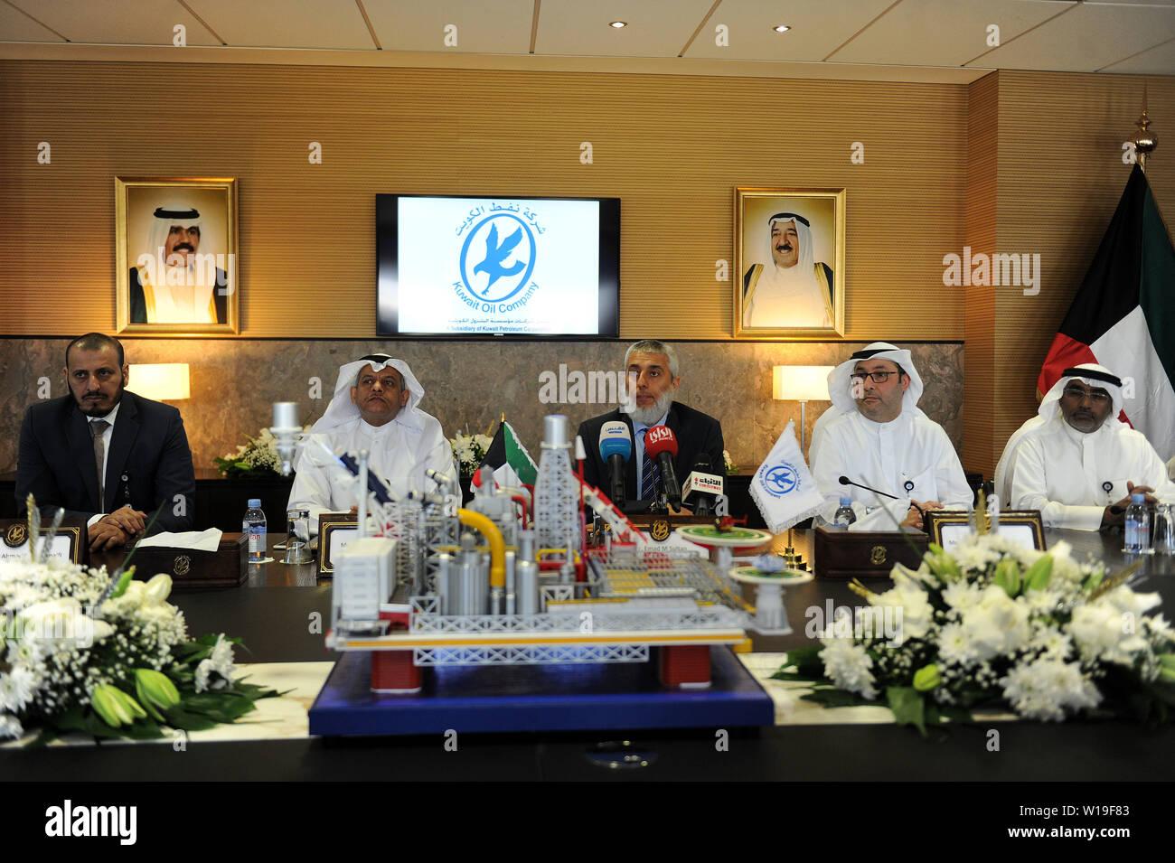 Kuwait Oil Company Stock Photos & Kuwait Oil Company Stock