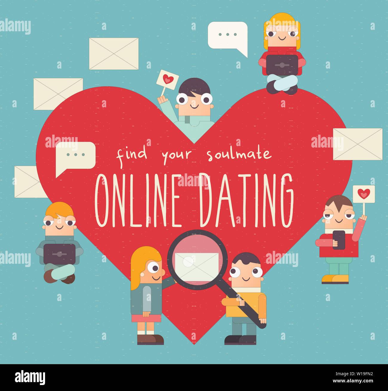 dating via Internett tips