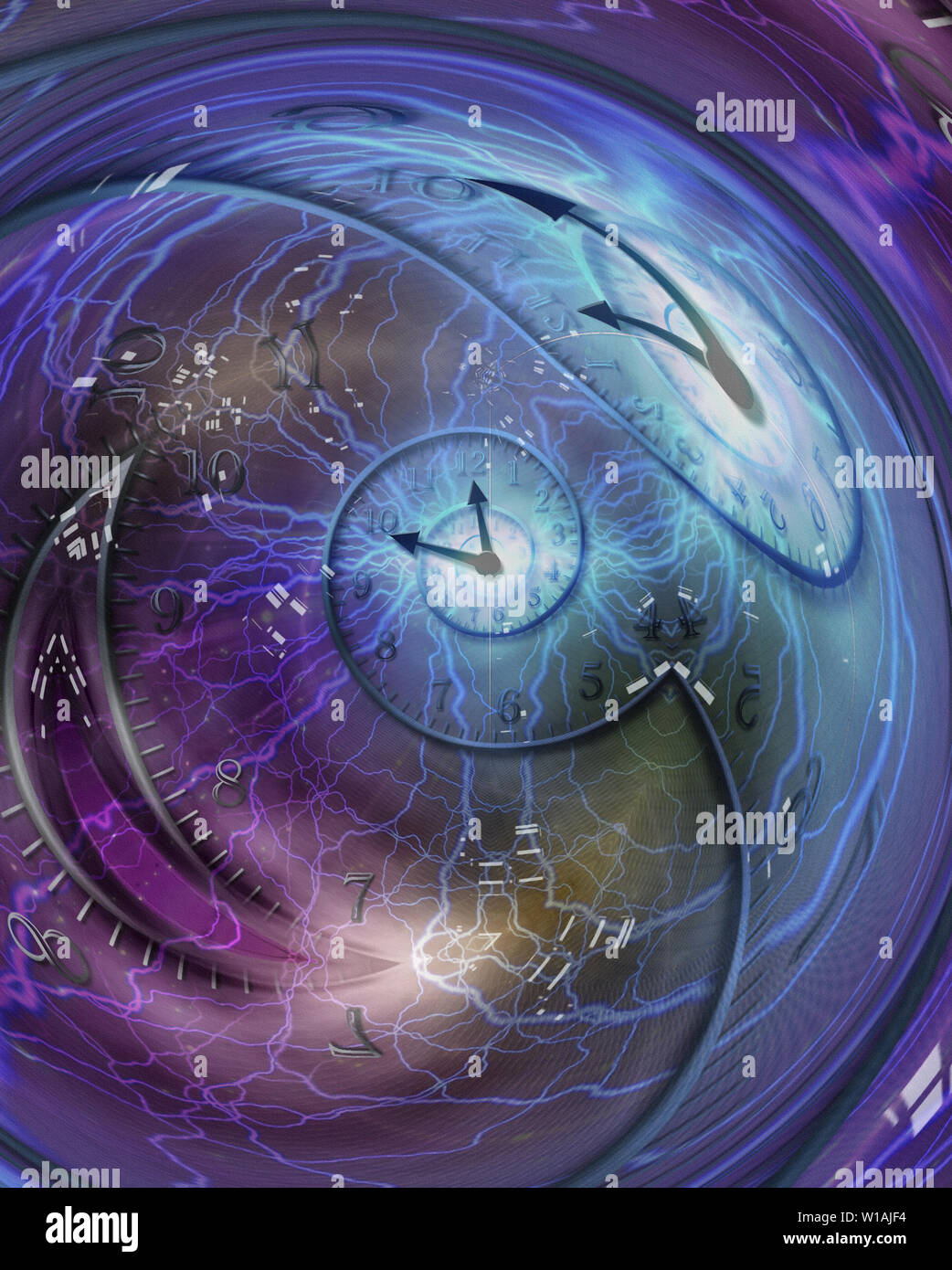 Space Time Portal High Resolution Stock Photography and Images - Alamy
