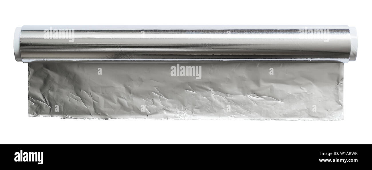 Aluminum Foil Stock Photos & Aluminum Foil Stock Images - Alamy