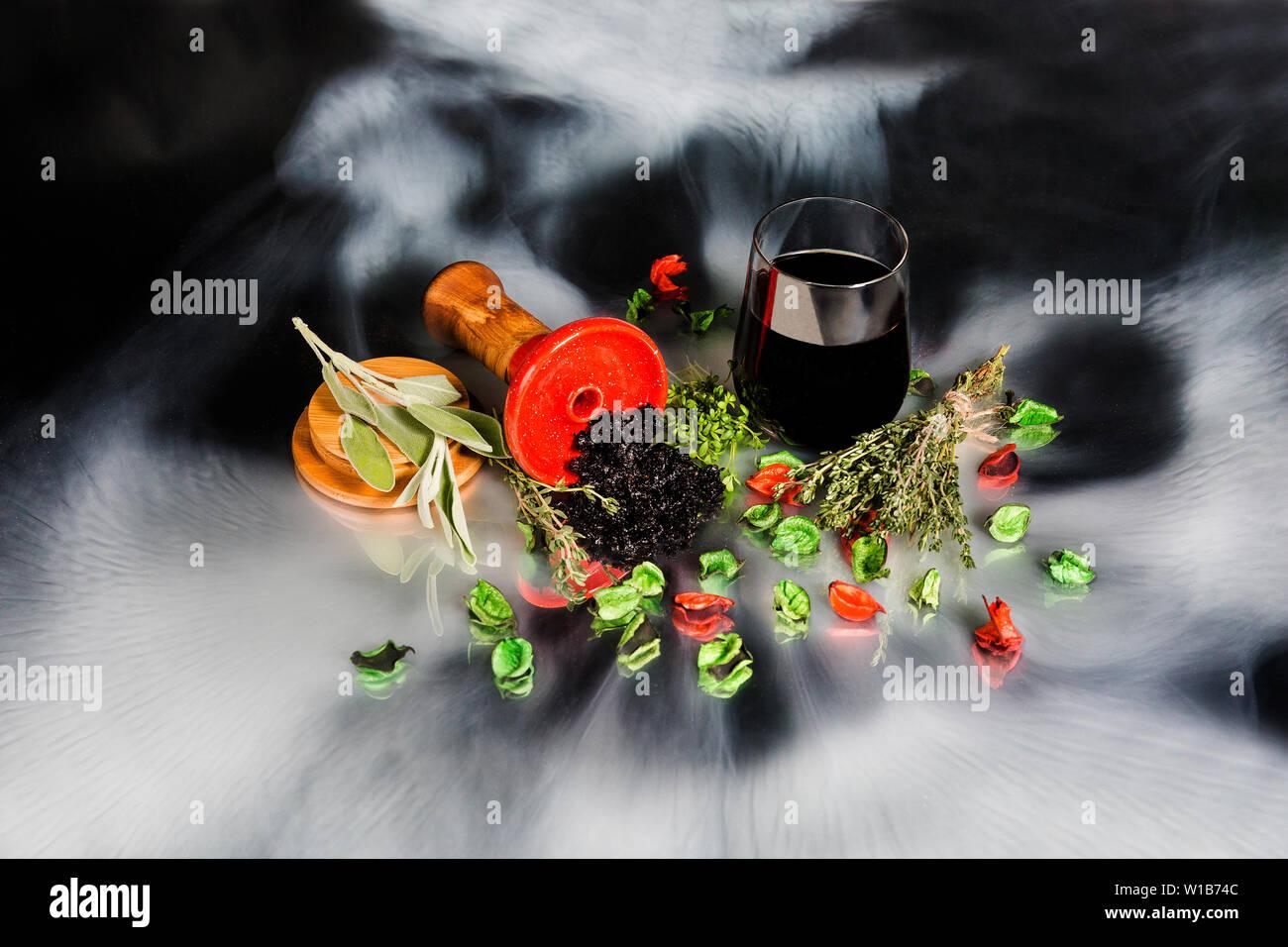 Smoke Shisha Stock Photos & Smoke Shisha Stock Images - Alamy