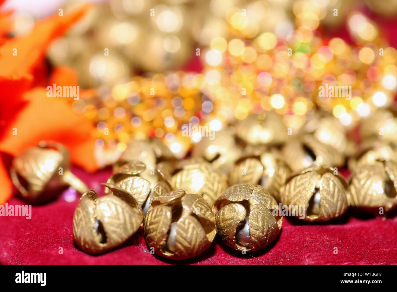 Ghungroo High Resolution Stock Photography And Images Alamy