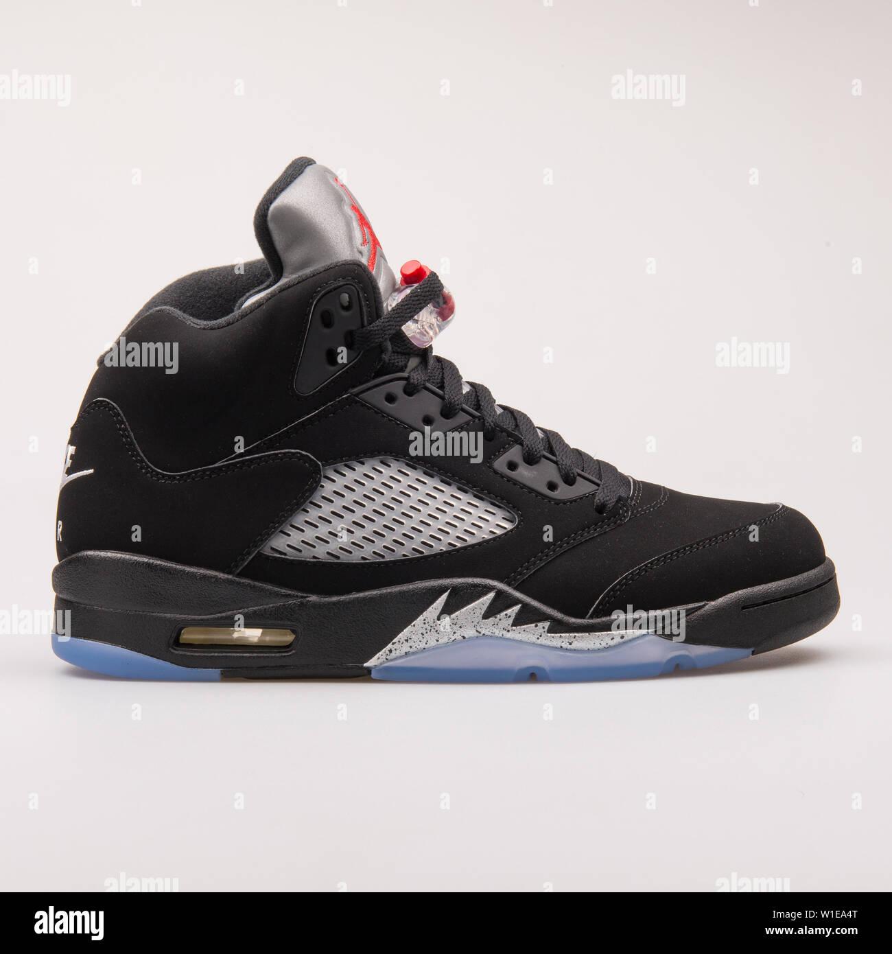 best website 45bcd 67fcf VIENNA, AUSTRIA - JUNE 14, 2017: Nike Air Jordan 5 Retro OG ...