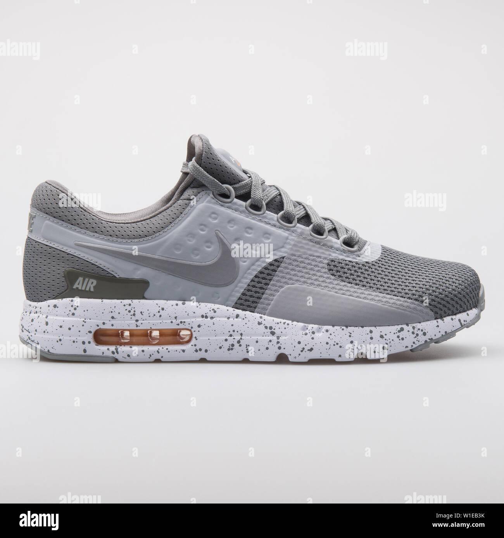 acheter populaire 83254 553e1 VIENNA, AUSTRIA - AUGUST 7, 2017: Nike Air Max Zero Premium ...