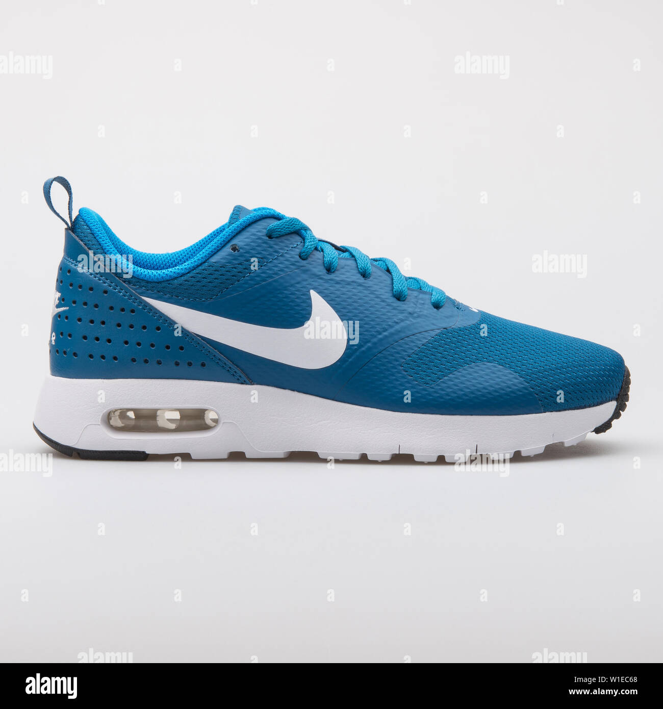 the latest 8aee5 3ac87 VIENNA, AUSTRIA - AUGUST 7, 2017: Nike Air Max Tavas blue ...