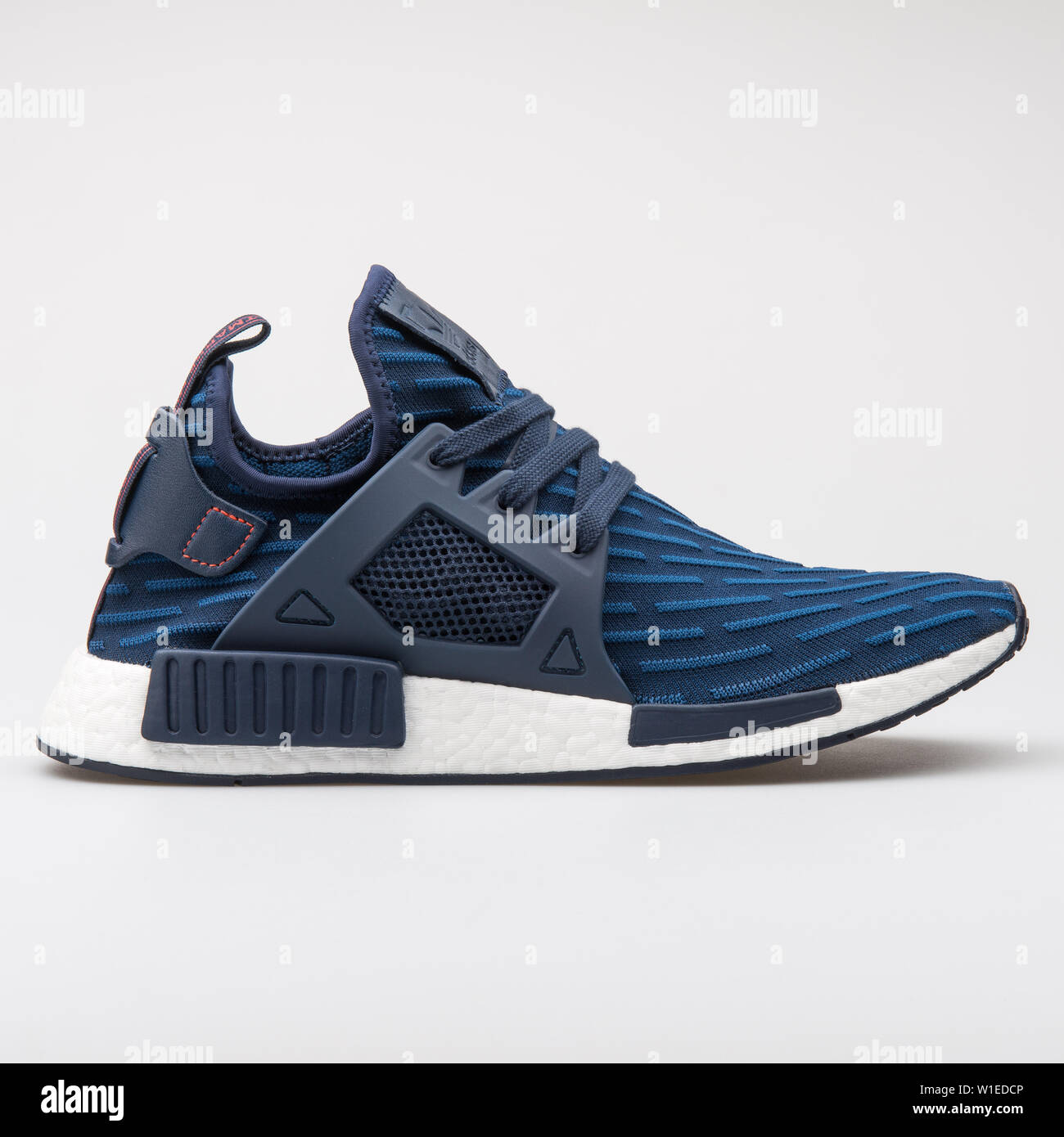 on sale 2962a 89339 VIENNA, AUSTRIA - AUGUST 7, 2017: Adidas NMD XR1 PK blue ...
