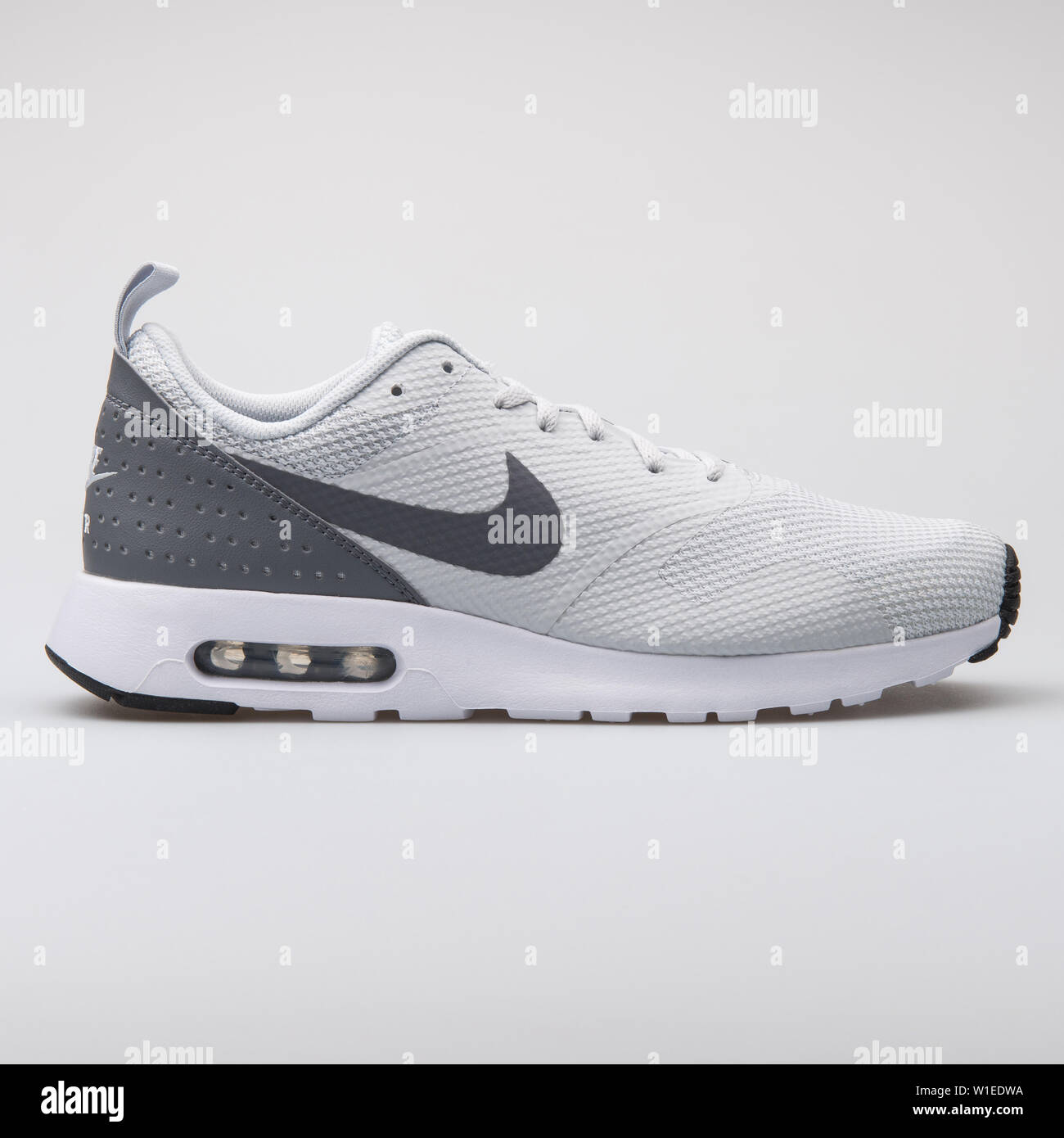 superior quality f4a2f 1c29a VIENNA, AUSTRIA - AUGUST 7, 2017: Nike Air Max Tavas grey ...