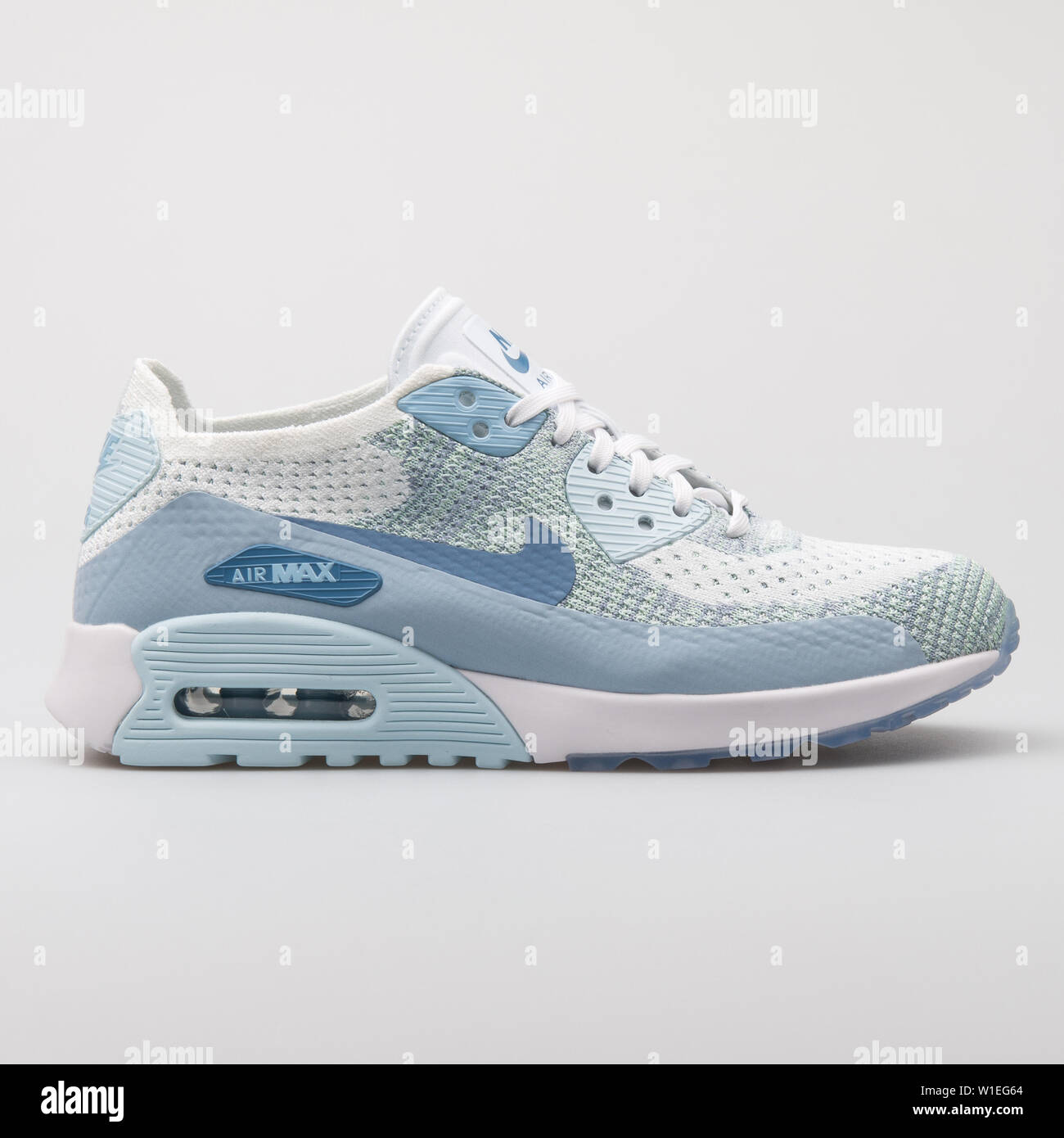 Nike AIR MAX 90 Ultra 2.0 Flyknit 875943 100 .com