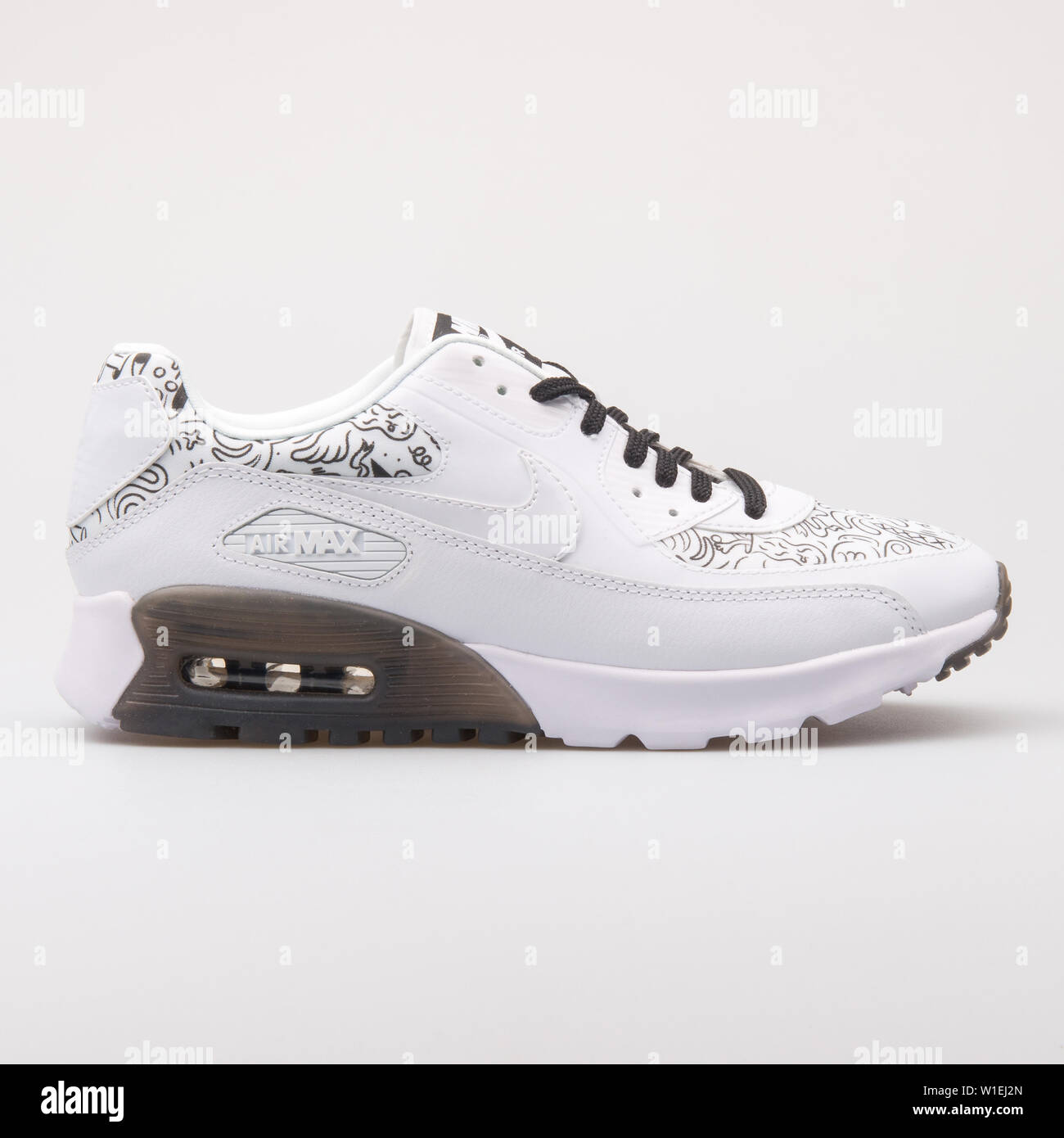 VIENNA, AUSTRIA AUGUST 23, 2017: Nike Air Max 90 Ultra 2.0