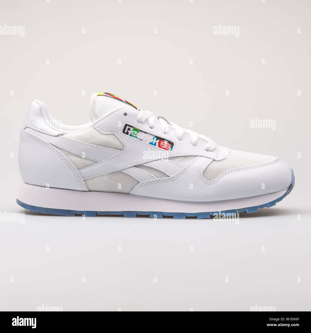 VIENNA, AUSTRIA AUGUST 28, 2017: Reebok Classic Leather BF