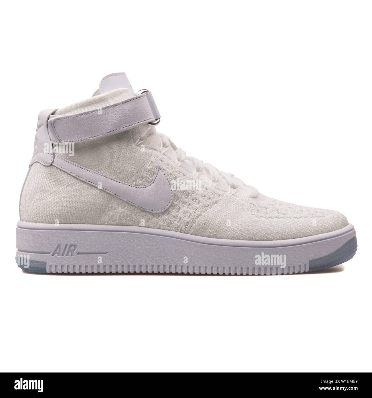 on sale 95677 cf9ca VIENNA, AUSTRIA - AUGUST 30, 2017: Nike Air Force 1 Ultra ...