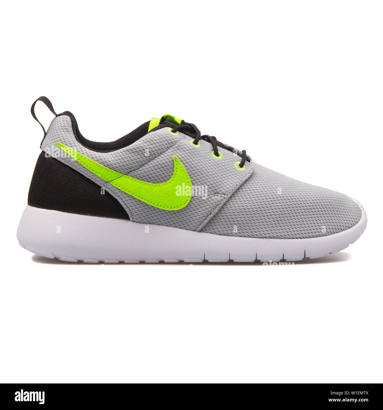 timeless design 3136e 4a820 VIENNA, AUSTRIA - AUGUST 30, 2017: Nike Roshe One grey ...