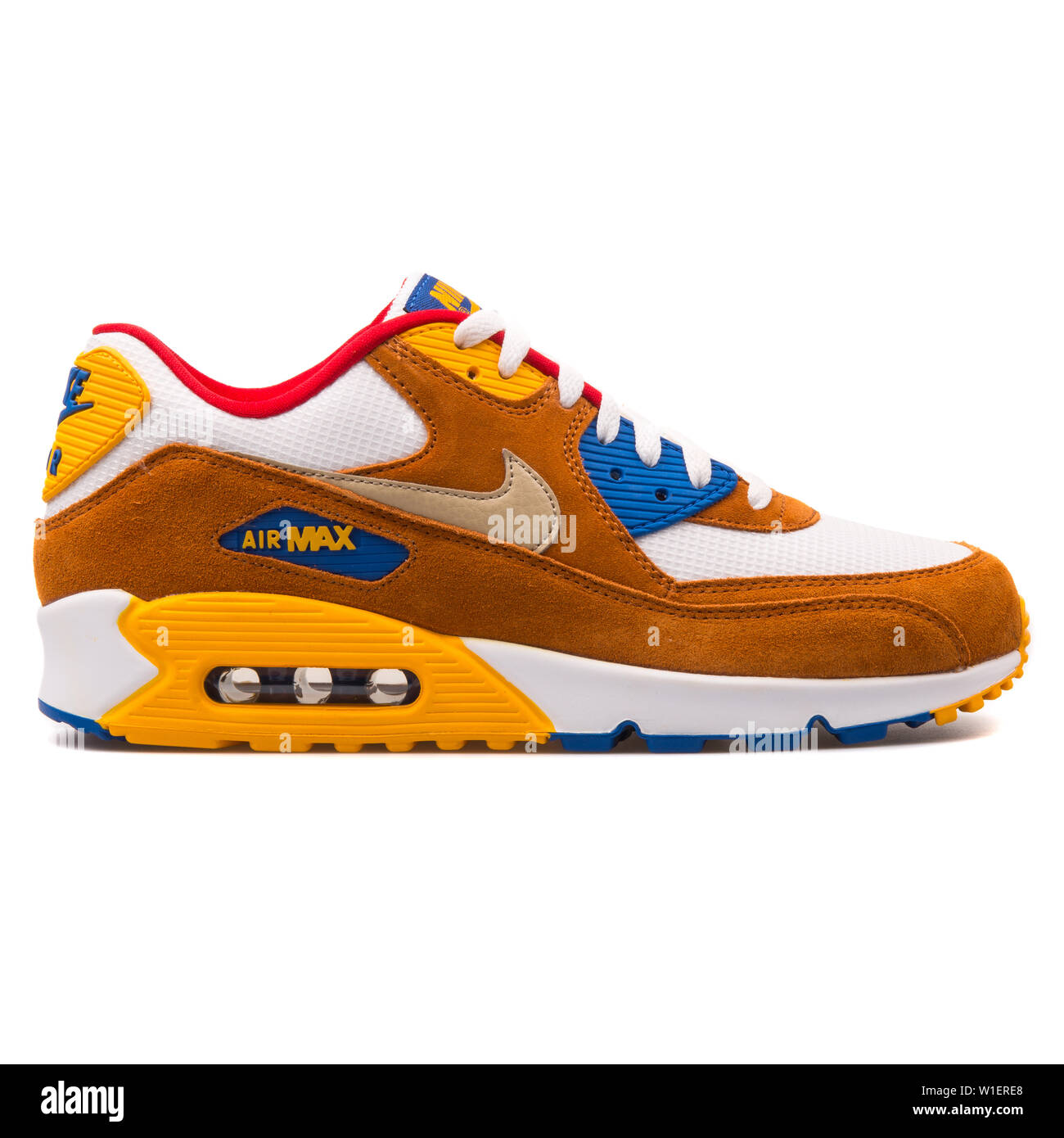 quality design 97100 d912b VIENNA, AUSTRIA - AUGUST 10, 2017: Nike Air Max 90 Premium ...