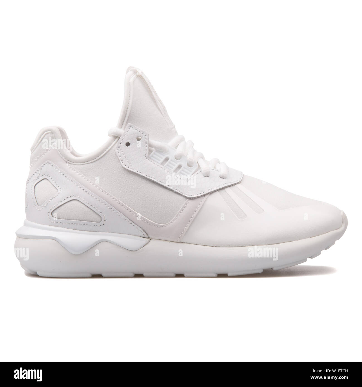 sports shoes 95bd1 c066b VIENNA, AUSTRIA - AUGUST 10, 2017: Adidas Tubular Runner ...