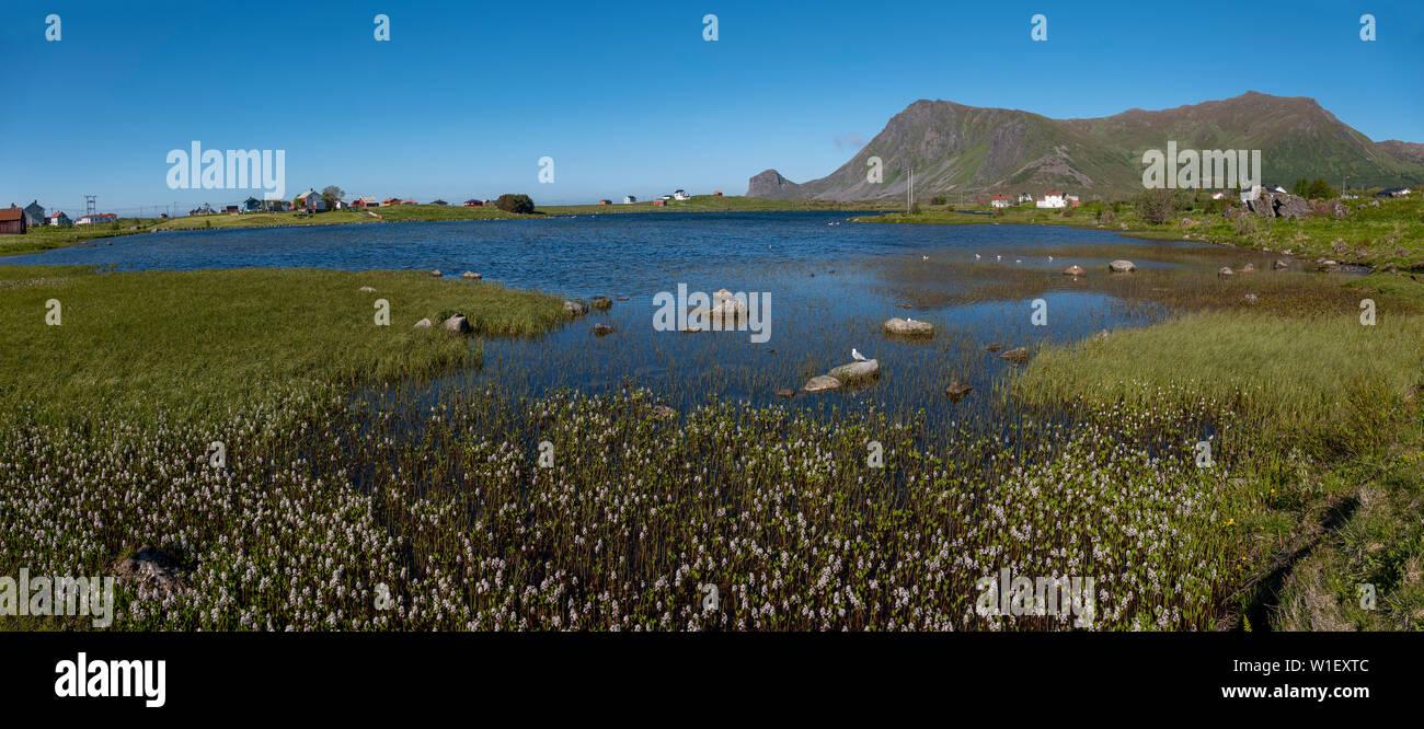 Vesterålen archipelago, Norway - Stock Image