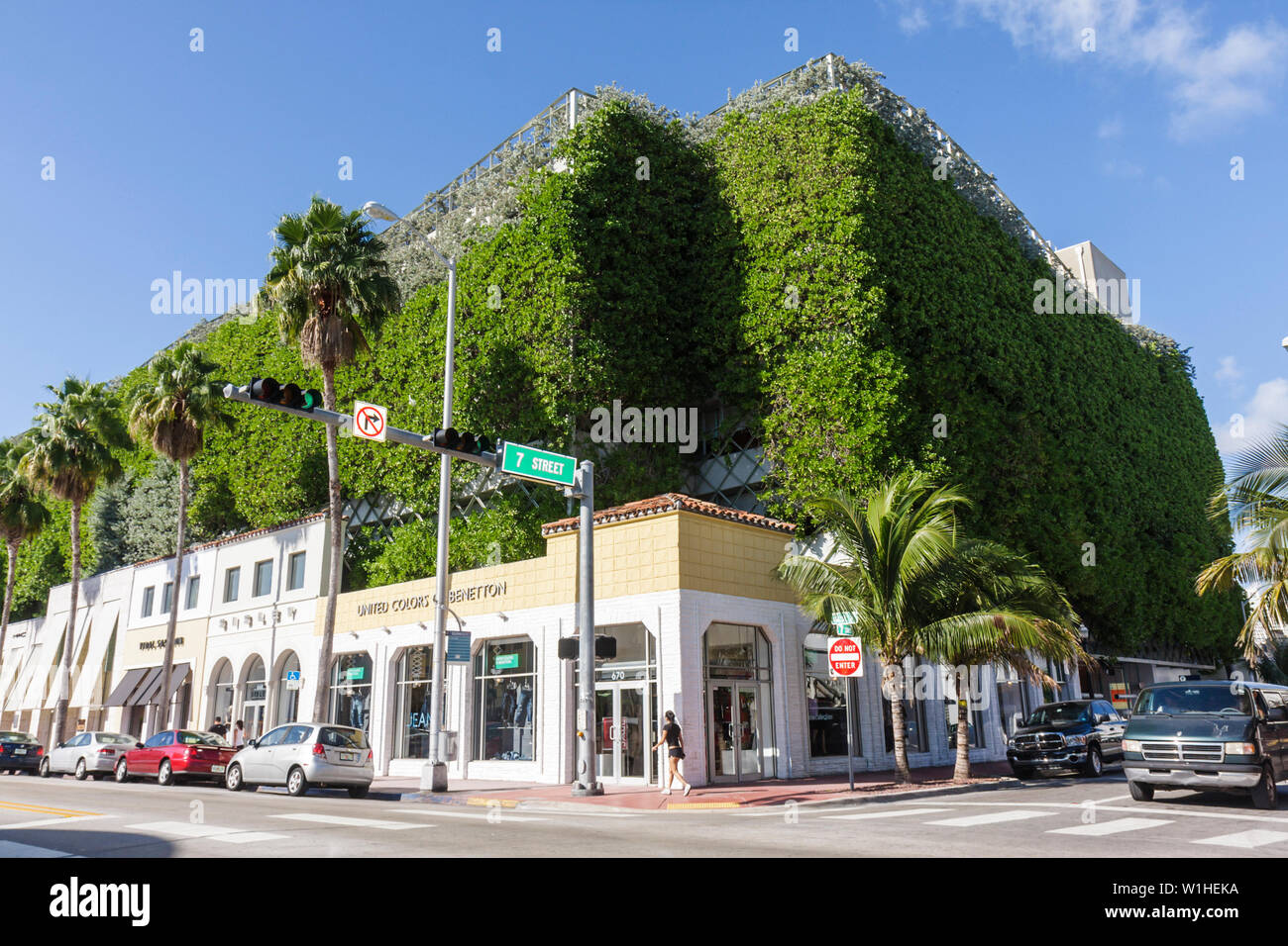 Miami Beach Fl Usa 7th High Resolution Stock Photography And Images Alamy