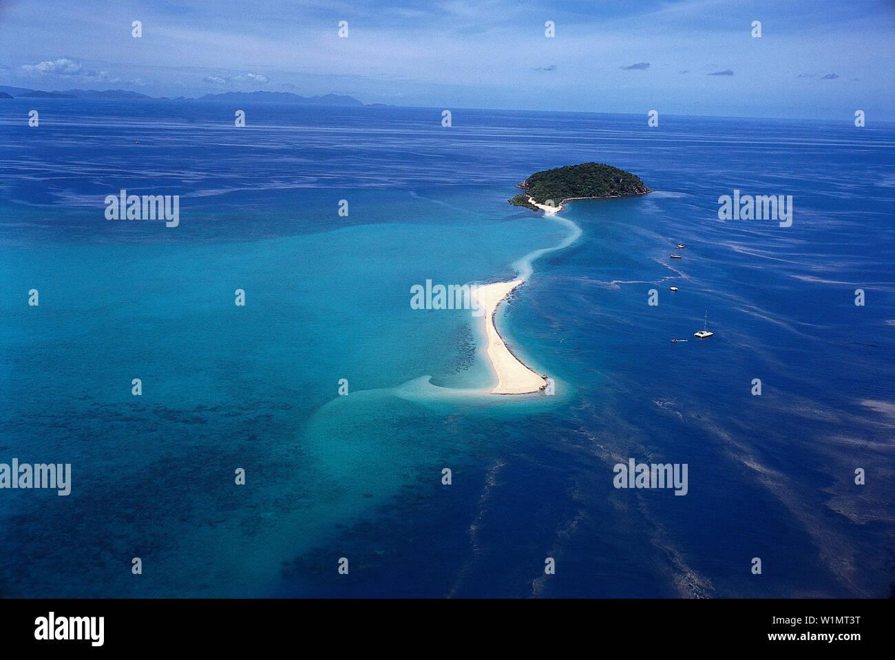 Where Is Bali Hai Island aerial photo, bali hai sandbar, hayman island queensland