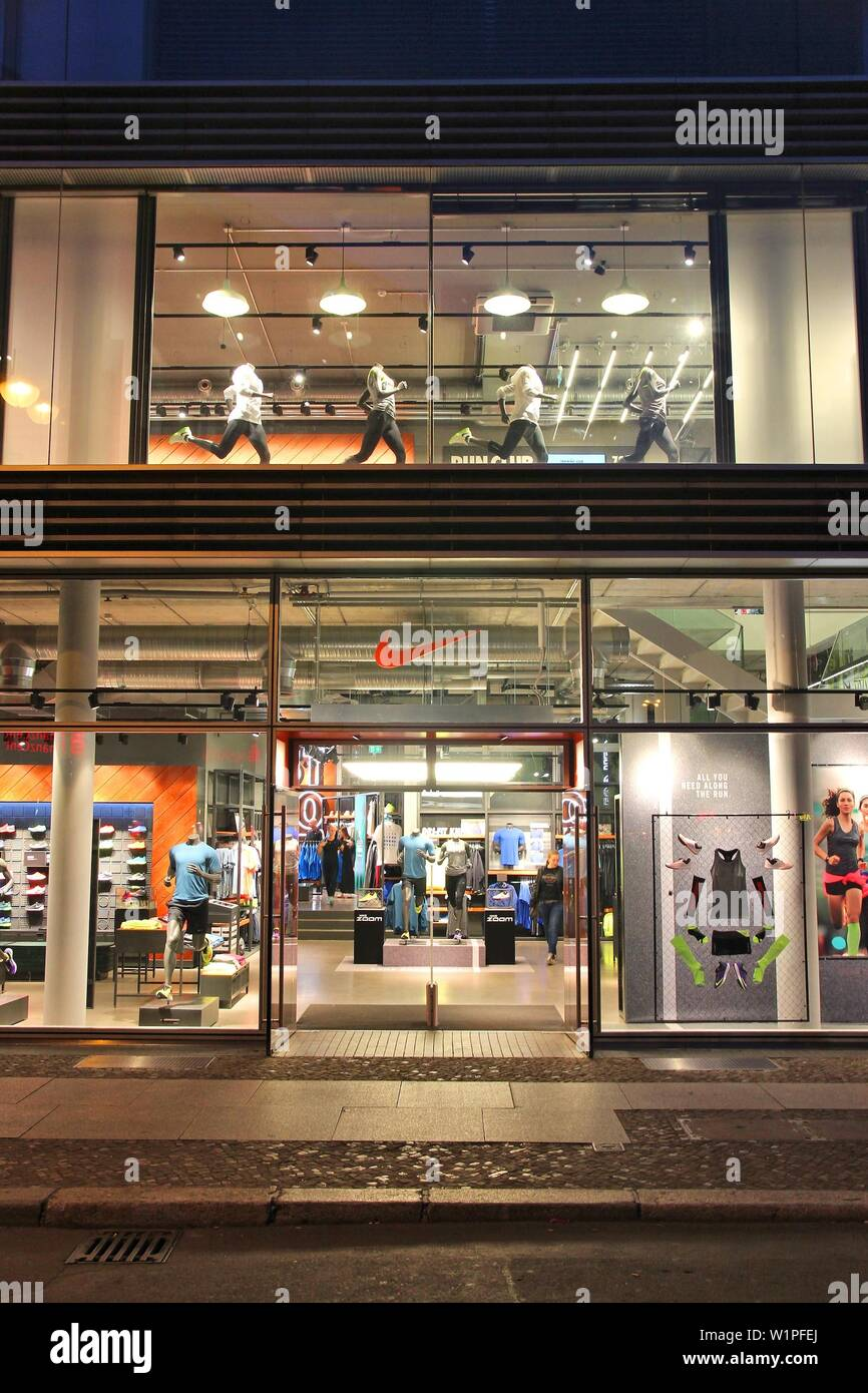 nike store in germany