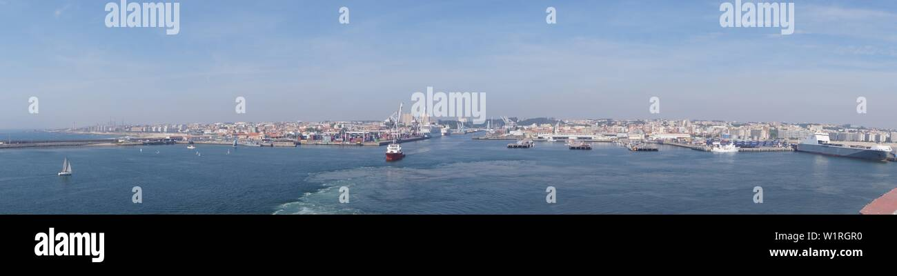 Portugal Leixoes High Resolution Stock Photography And Images Alamy