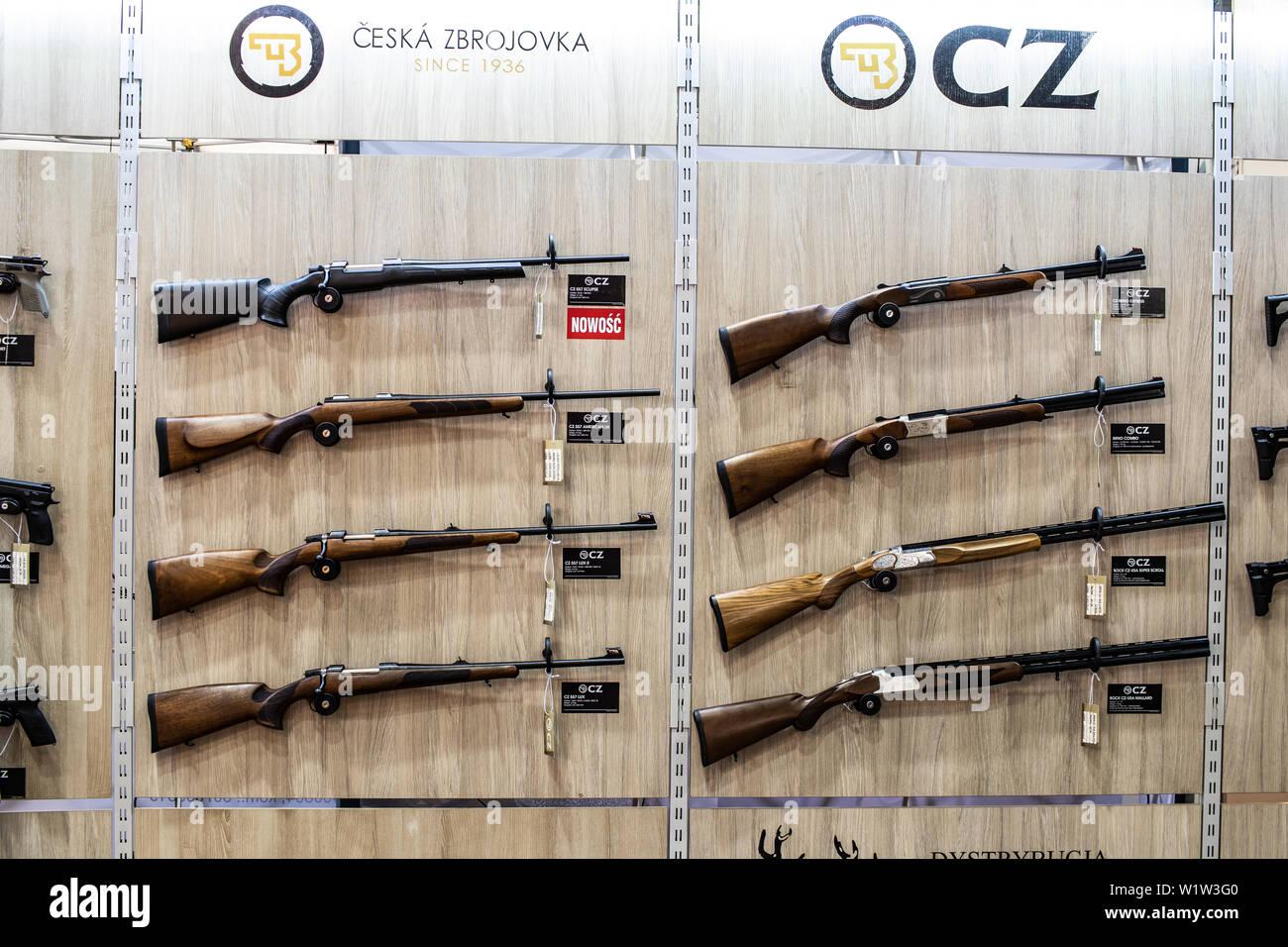 Semi Automatic Rifles Stock Photos & Semi Automatic Rifles