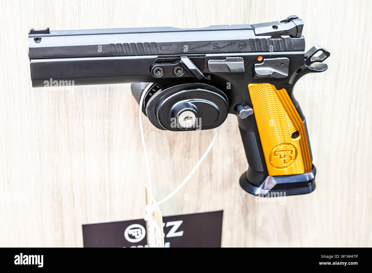Cz 75 Stock Photos & Cz 75 Stock Images - Alamy